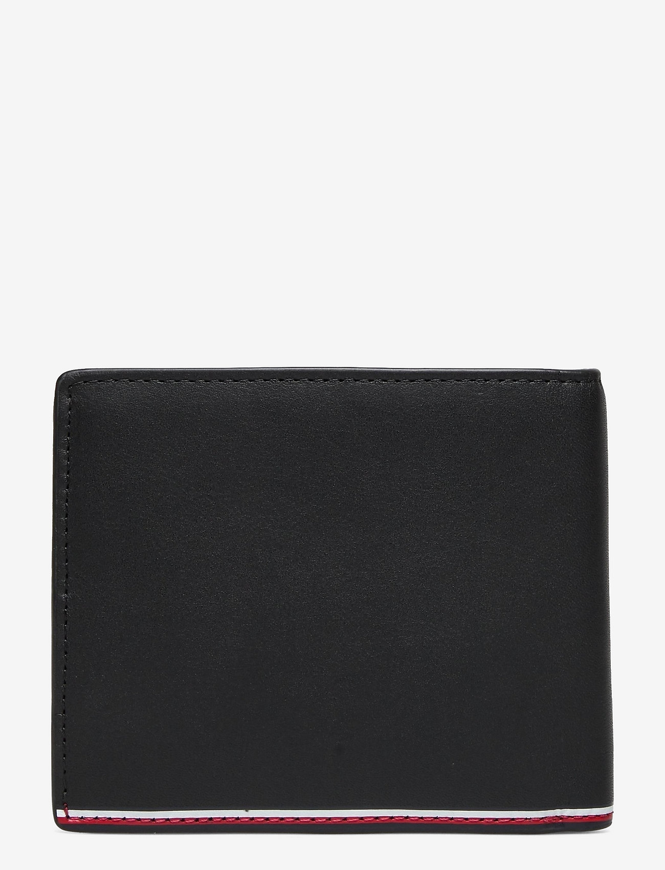 Tommy Hilfiger - TH COMMUTER EXTRA CC AND COIN - wallets - black - 1