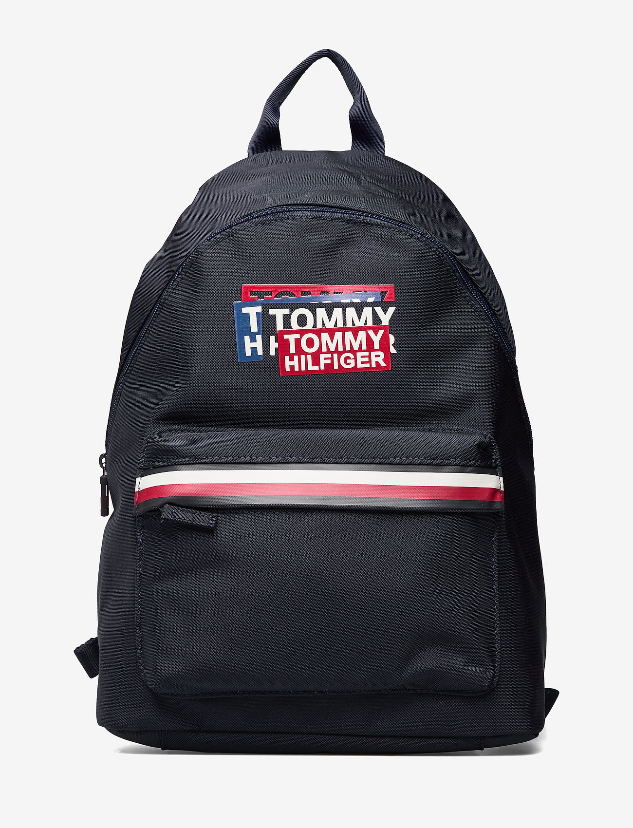 Tommy Hilfiger - TH KIDS CORP BACKPAC - sacs a dos - sky captain - 0
