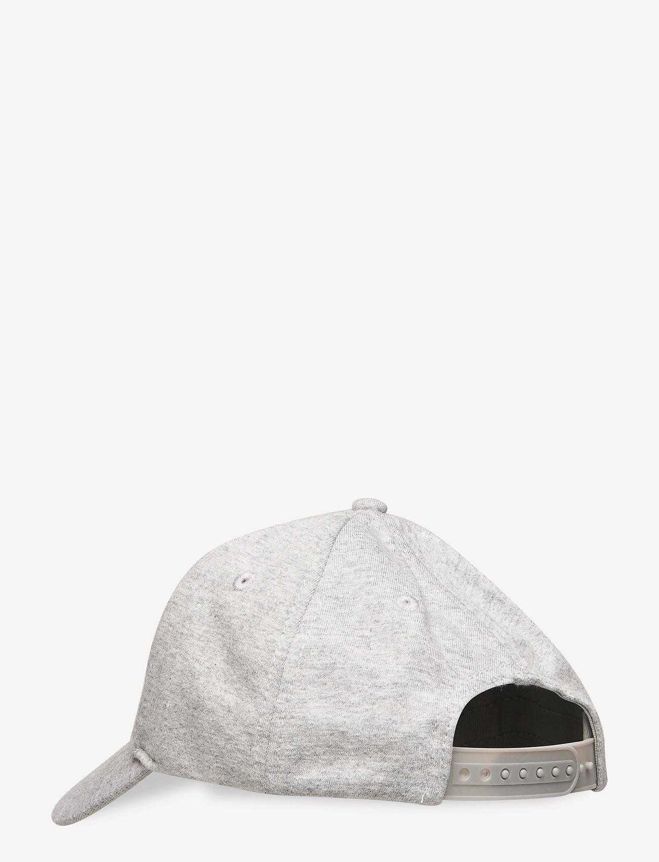 Tommy Hilfiger - SMU KIDS MED FLAG CA - casquettes - light grey heather - 1