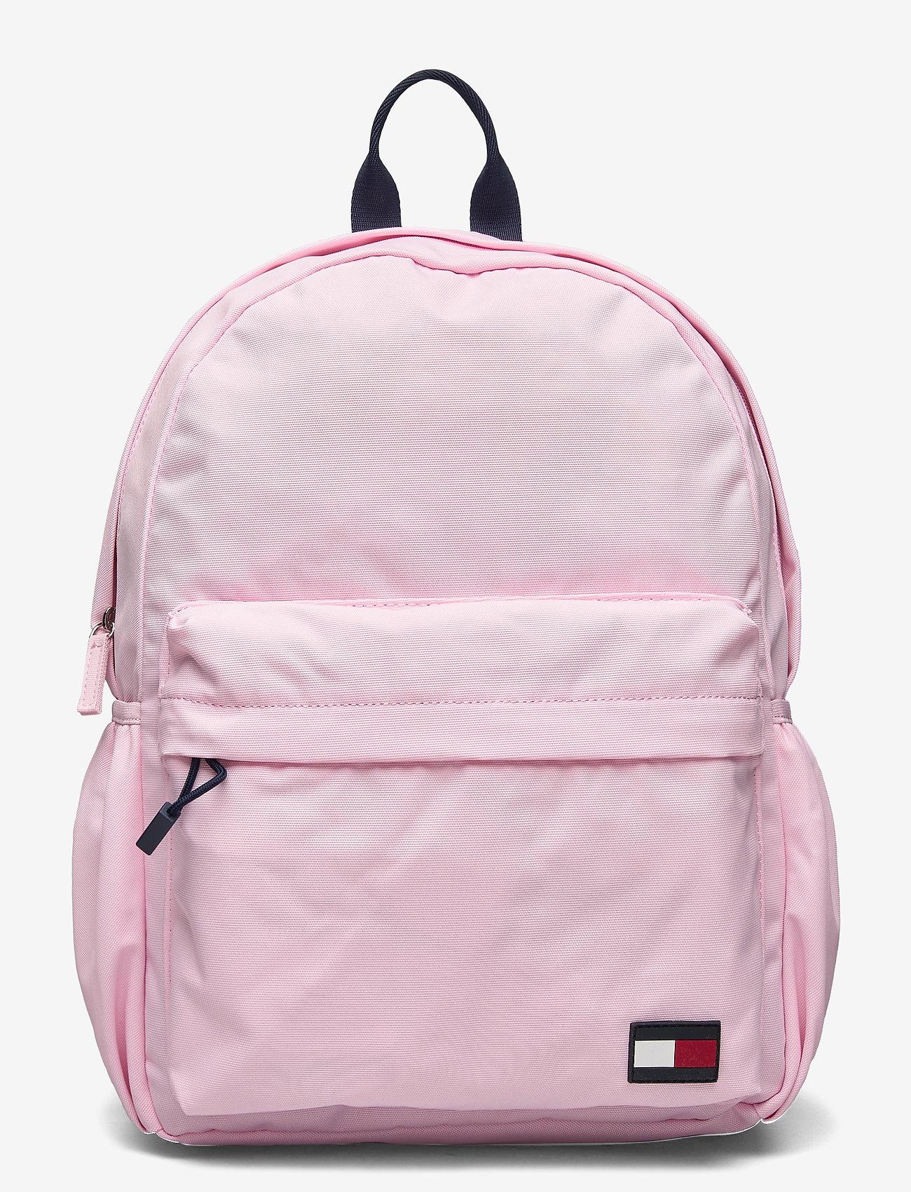 Tommy Hilfiger - BTS KIDS CORE BACKPACK - backpacks - romantic pink - 1