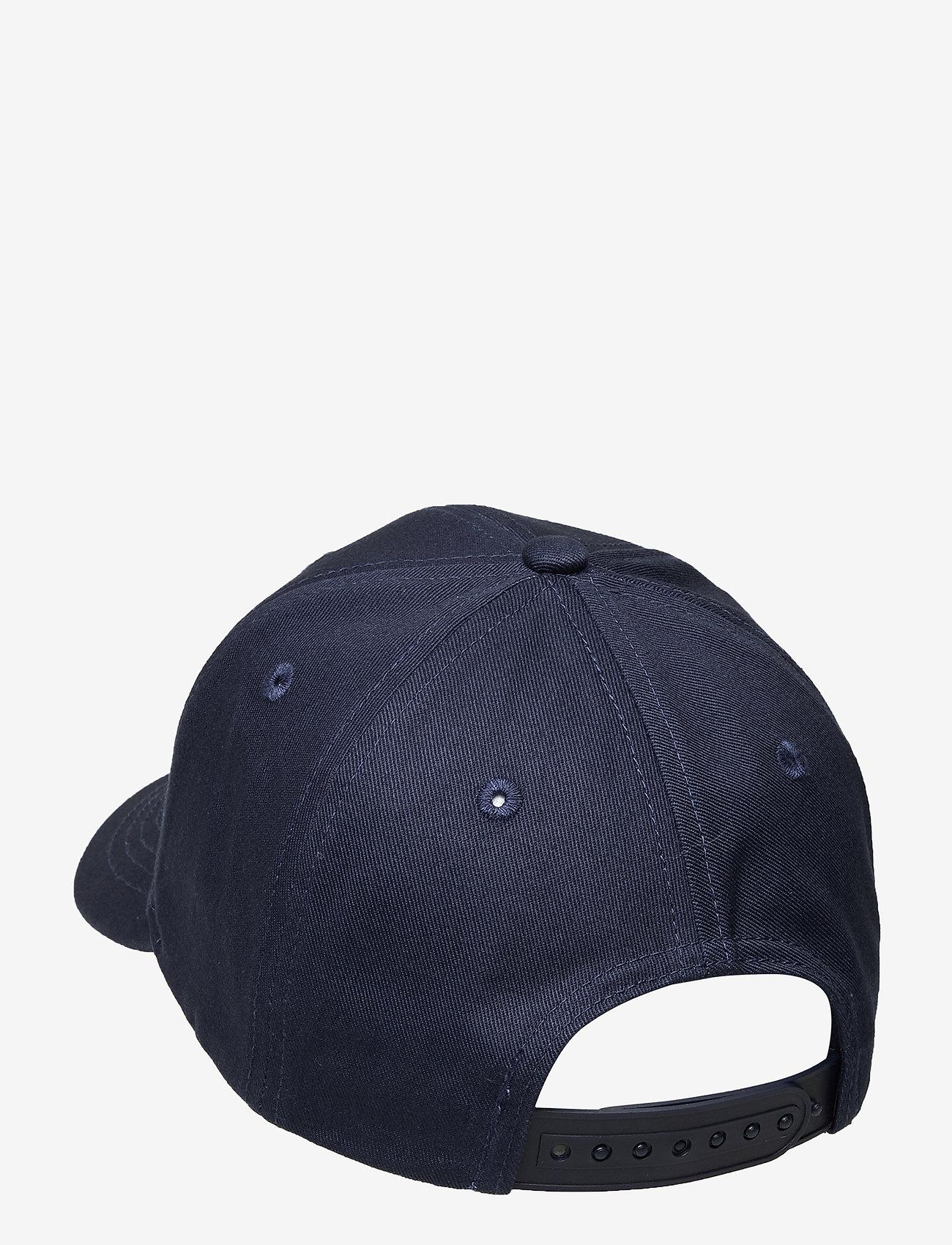 Tommy Hilfiger - BIG FLAG CAP - caps - twilight navy - 1