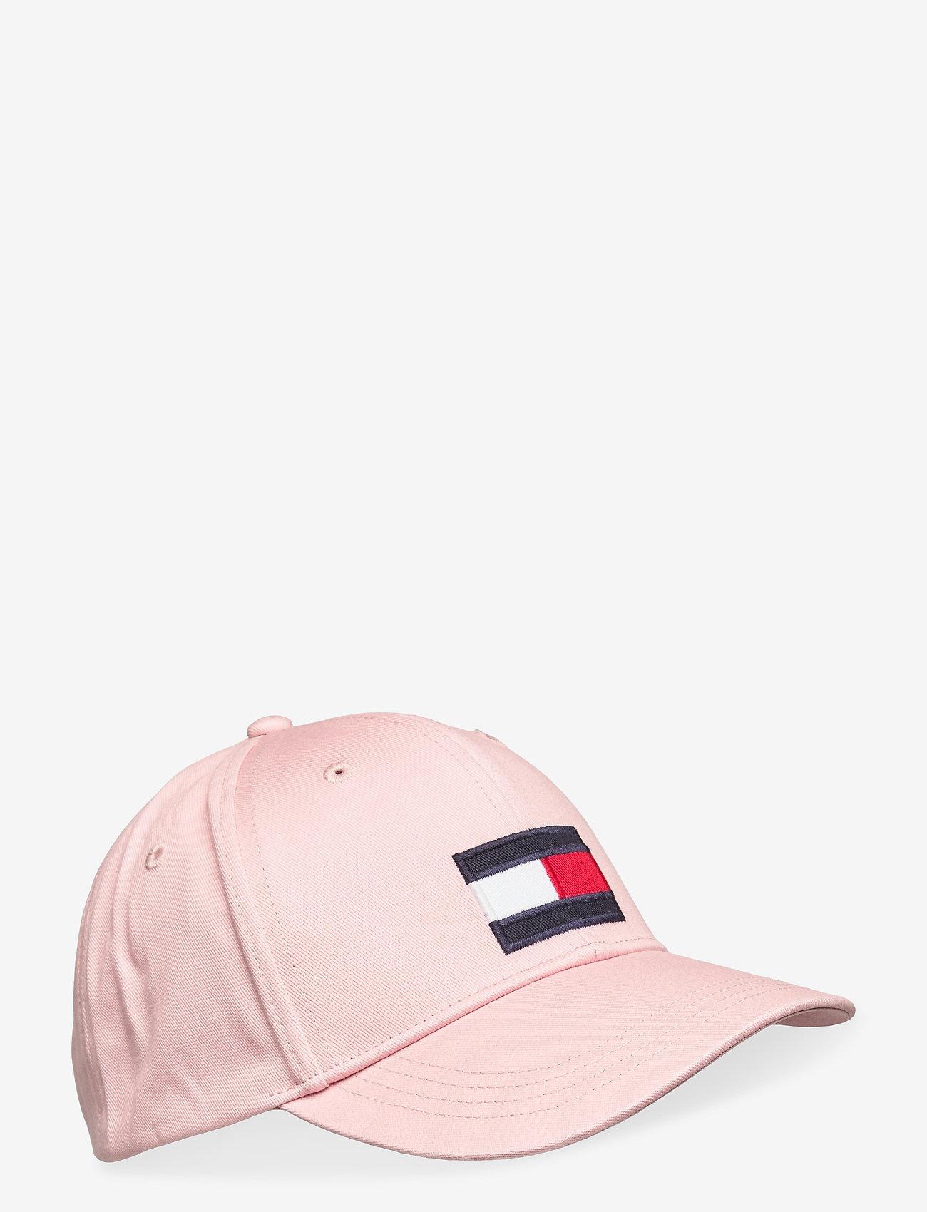 Tommy Hilfiger - BIG FLAG CAP - huer & kasketter - delicate pink - 0