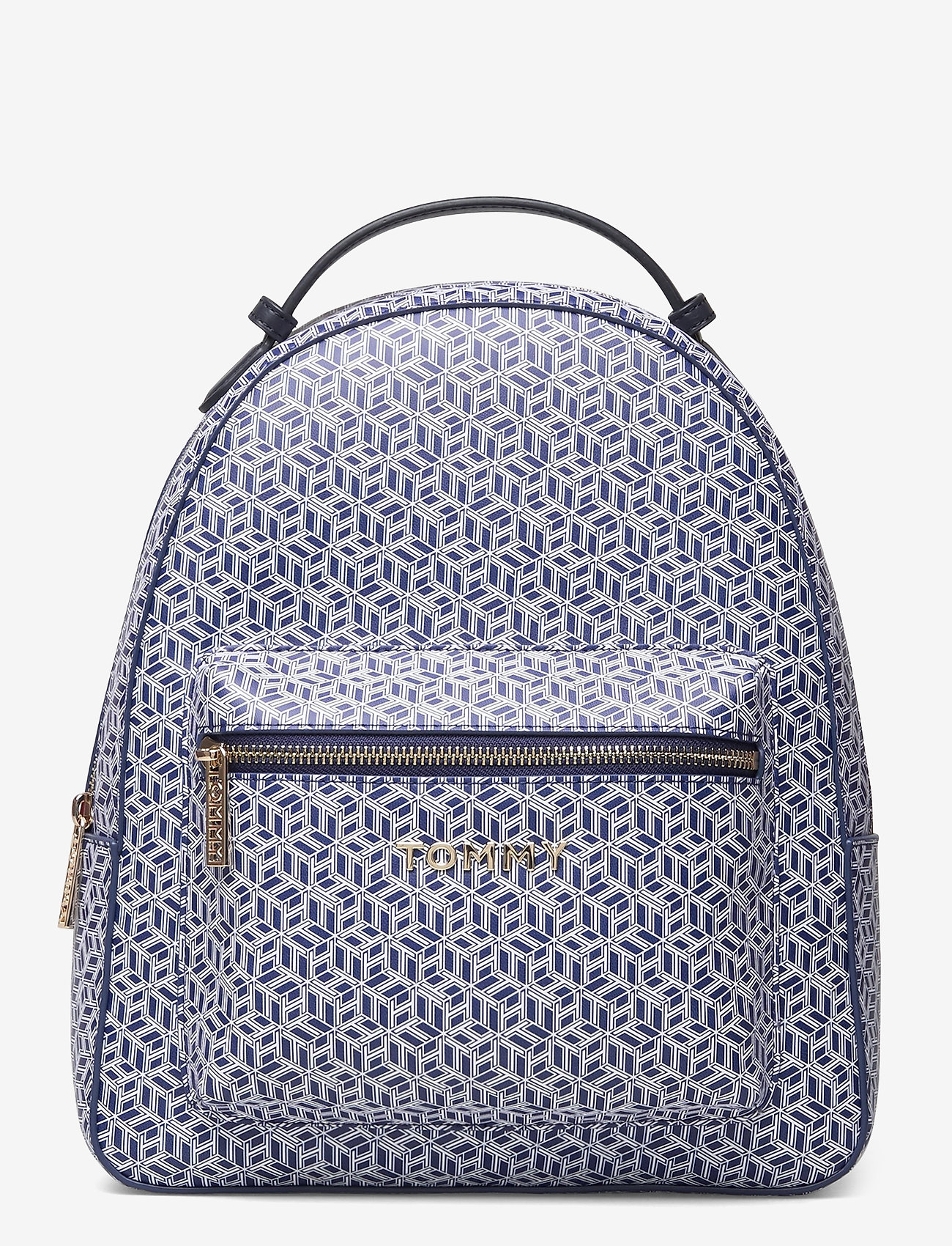 Tommy Hilfiger - ICONIC TOMMY  BACKPA - backpacks - blue ink - 0