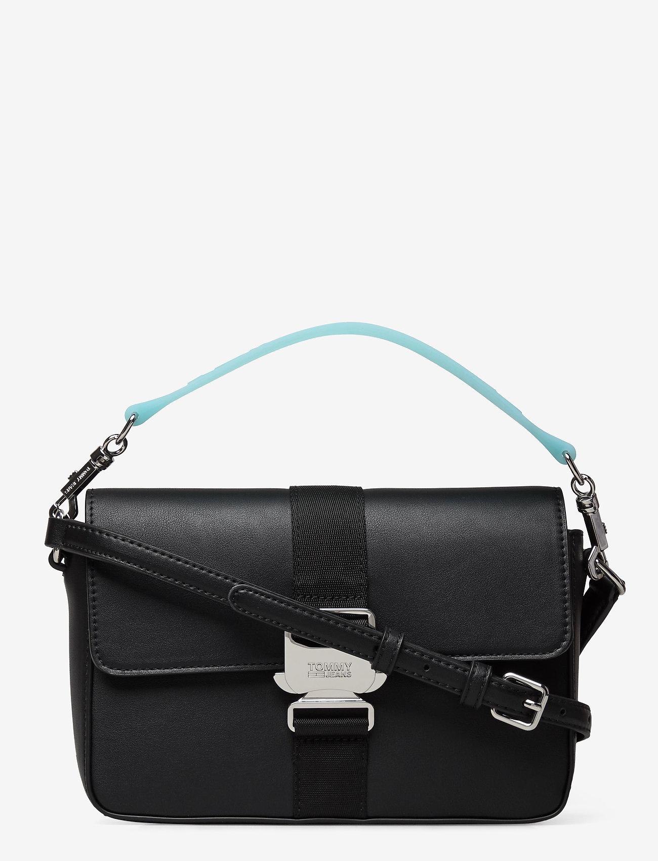 Tommy Hilfiger - TJW FEMME ITEM CROSS - handbags - black - 0