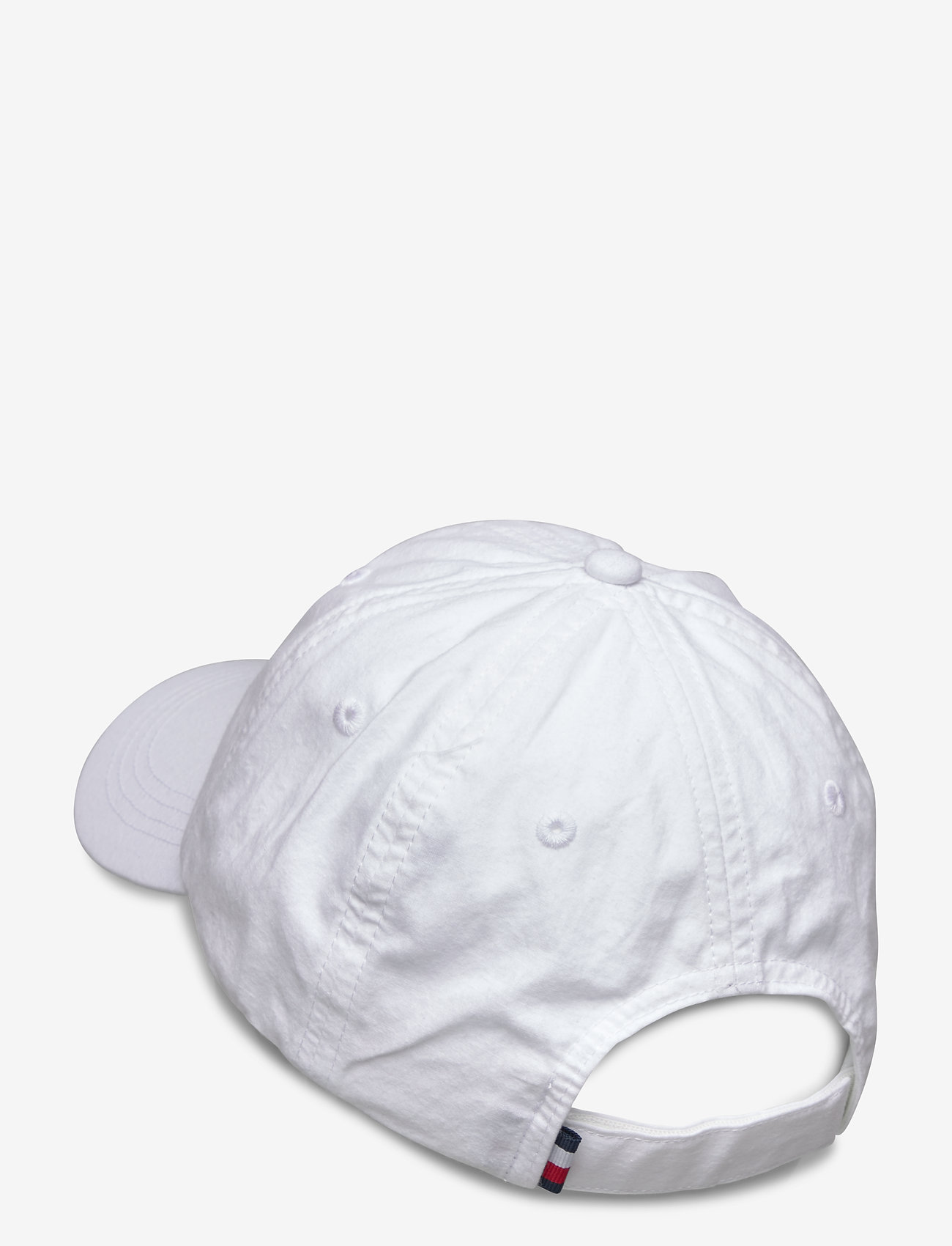 Tommy Hilfiger - TOMMY SIGNATURE CAP - caps - bright white - 1