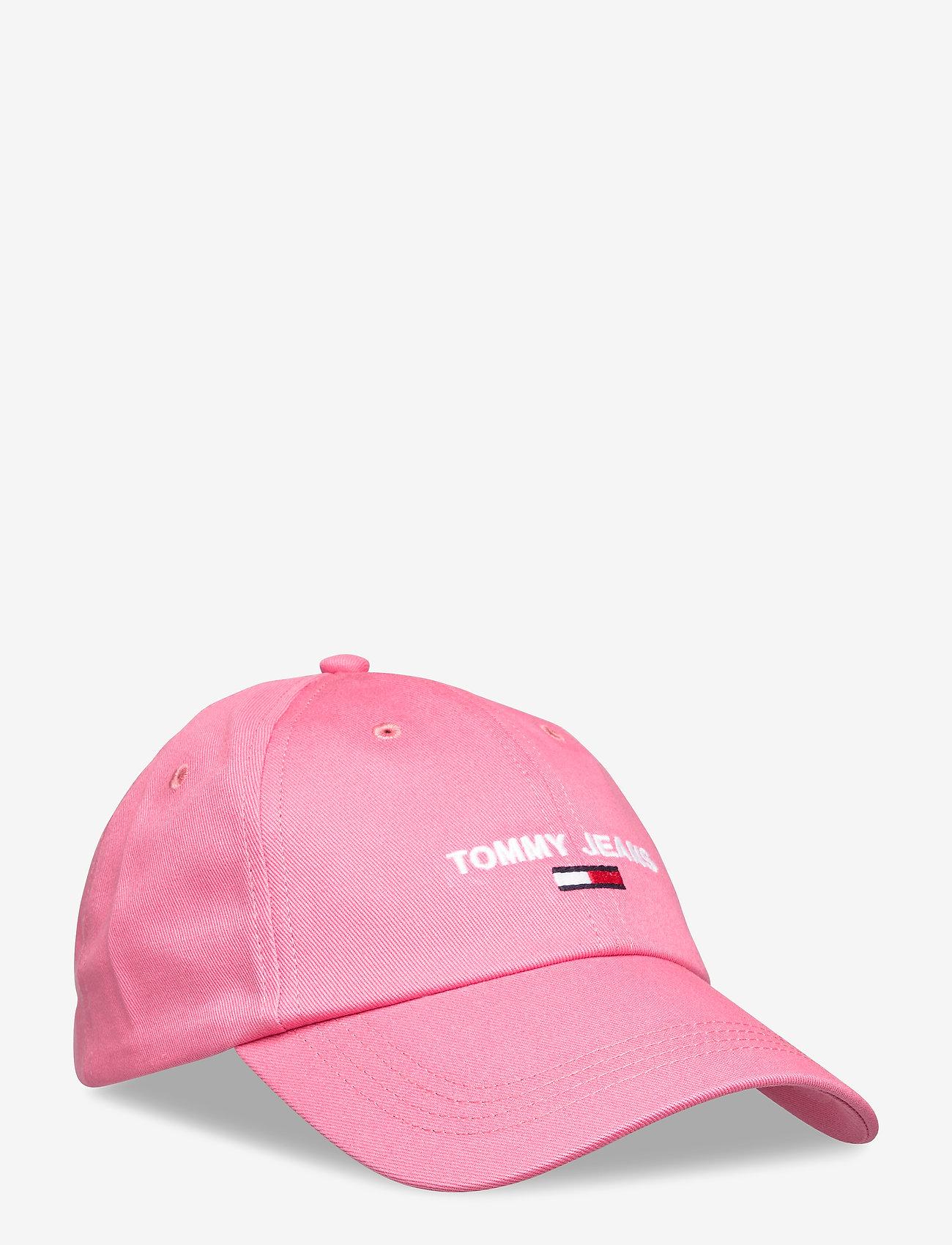 Tommy Hilfiger - TJW SPORT CAP - caps - glamour pink - 0