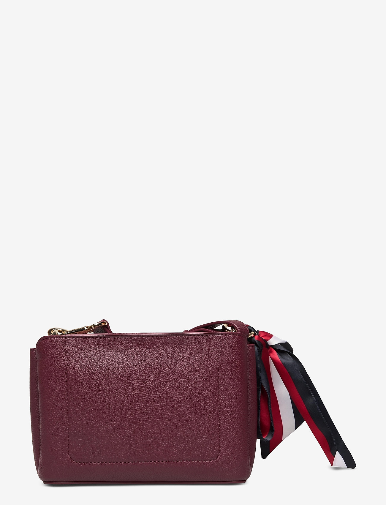 Tommy Hilfiger - CHARMING TOMMY CROSS - shoulder bags - deep rouge - 1
