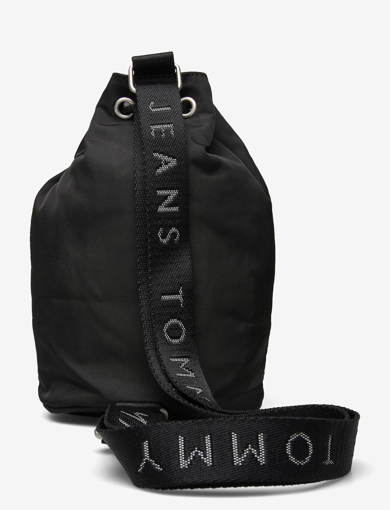 Tommy Hilfiger - TJW HERITAGE SLING BAG - laukut - black - 1