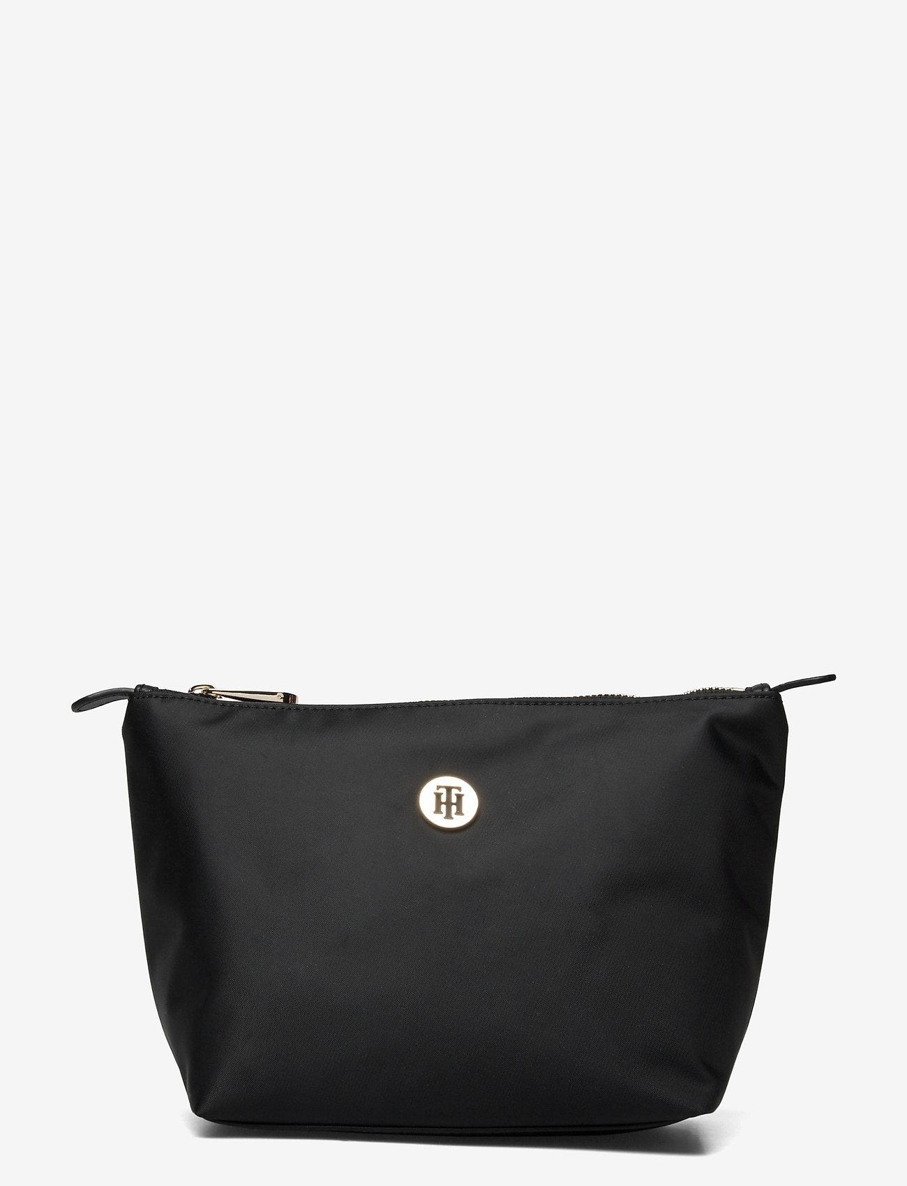 Tommy Hilfiger - POPPY WASHBAG - cosmetic bags - black - 0