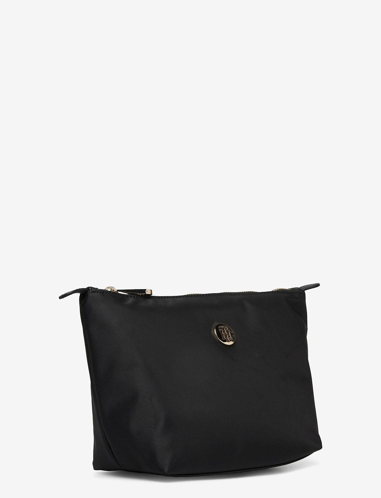Tommy Hilfiger - POPPY WASHBAG - cosmetic bags - black - 2