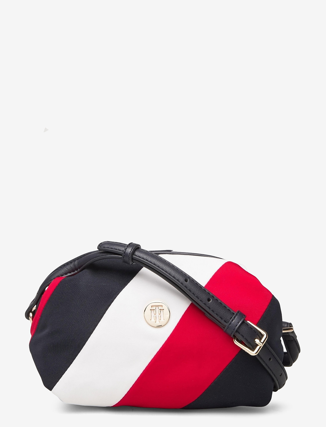 Tommy Hilfiger - POPPY SOFT CROSSOVER - crossbody bags - corporate mix - 0