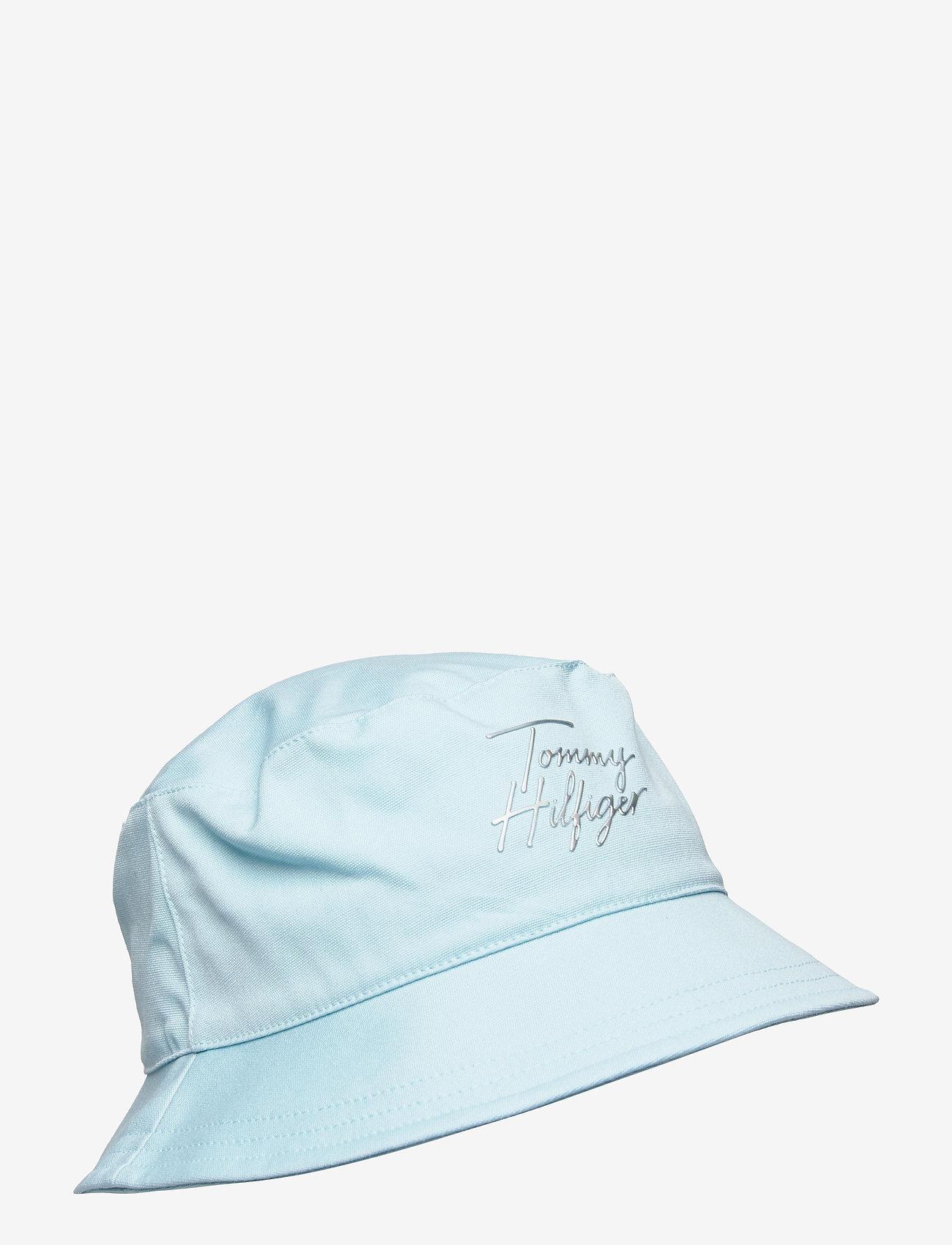 Tommy Hilfiger - GIRLS SUMMER BUCKET - hatte og handsker - frost blue - 0