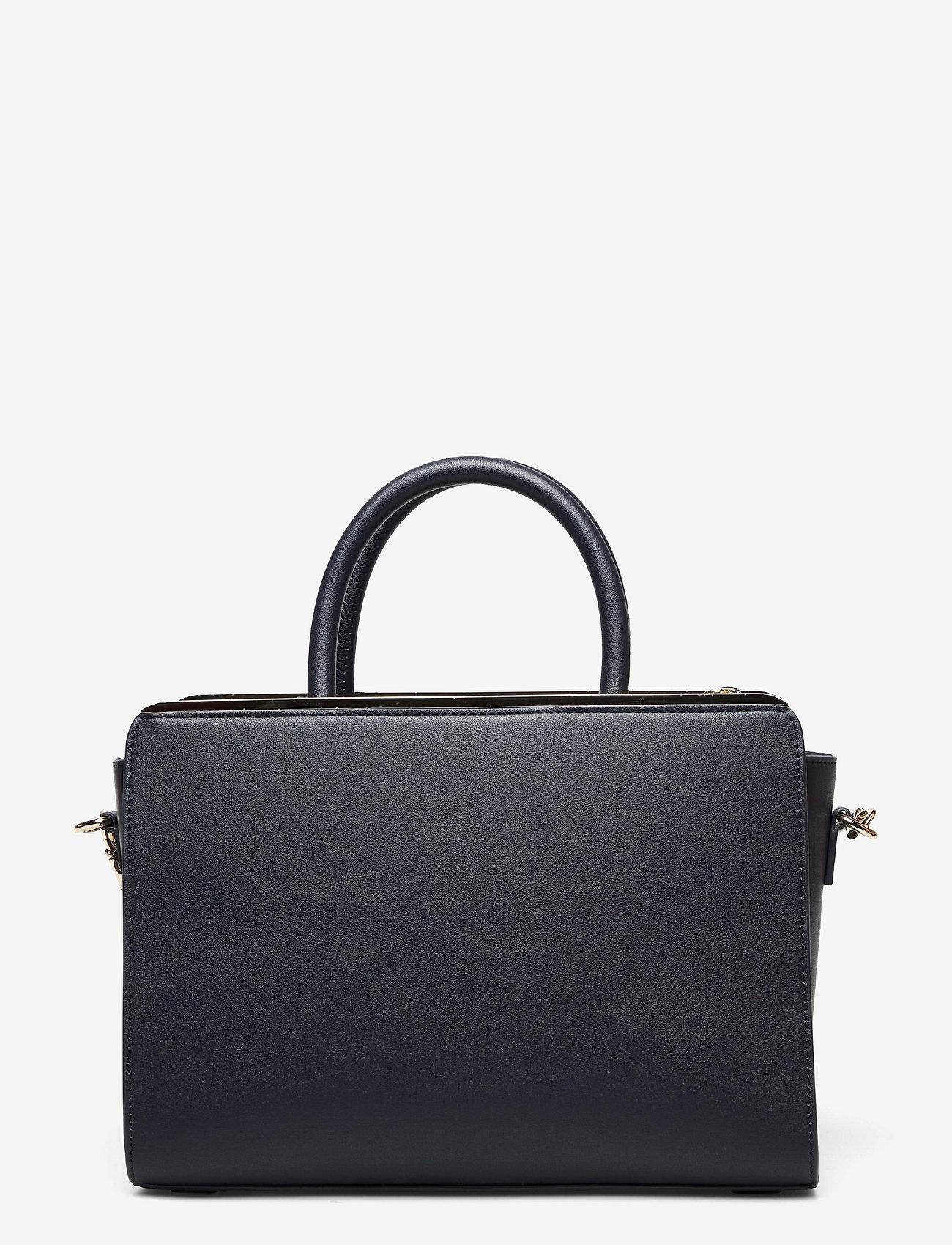 Tommy Hilfiger - TOMMY MODERN SATCHEL - handbags - desert sky - 1