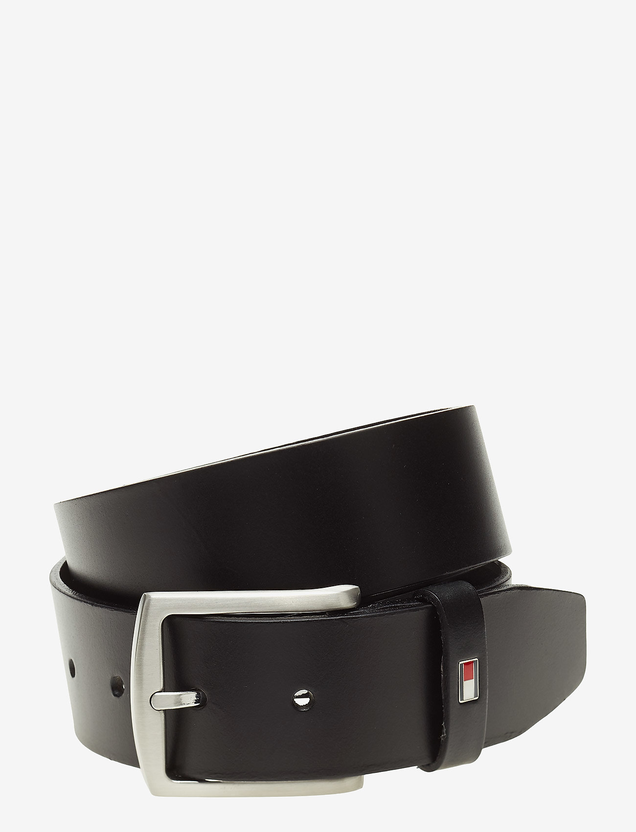 Tommy Hilfiger - NEW DENTON BELT 4.0 - belts - black - 0