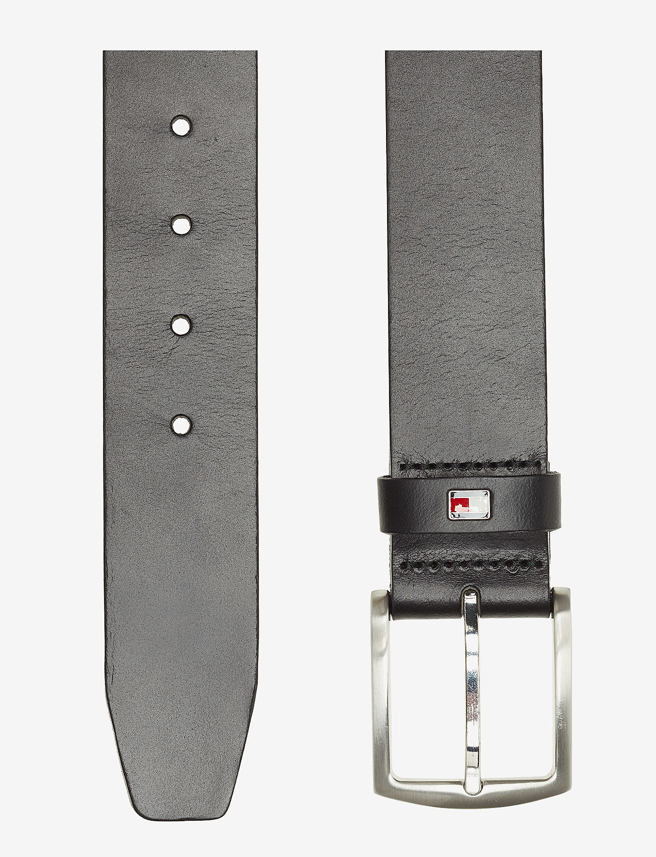 Tommy Hilfiger - NEW DENTON BELT 4.0 - belts - black - 1