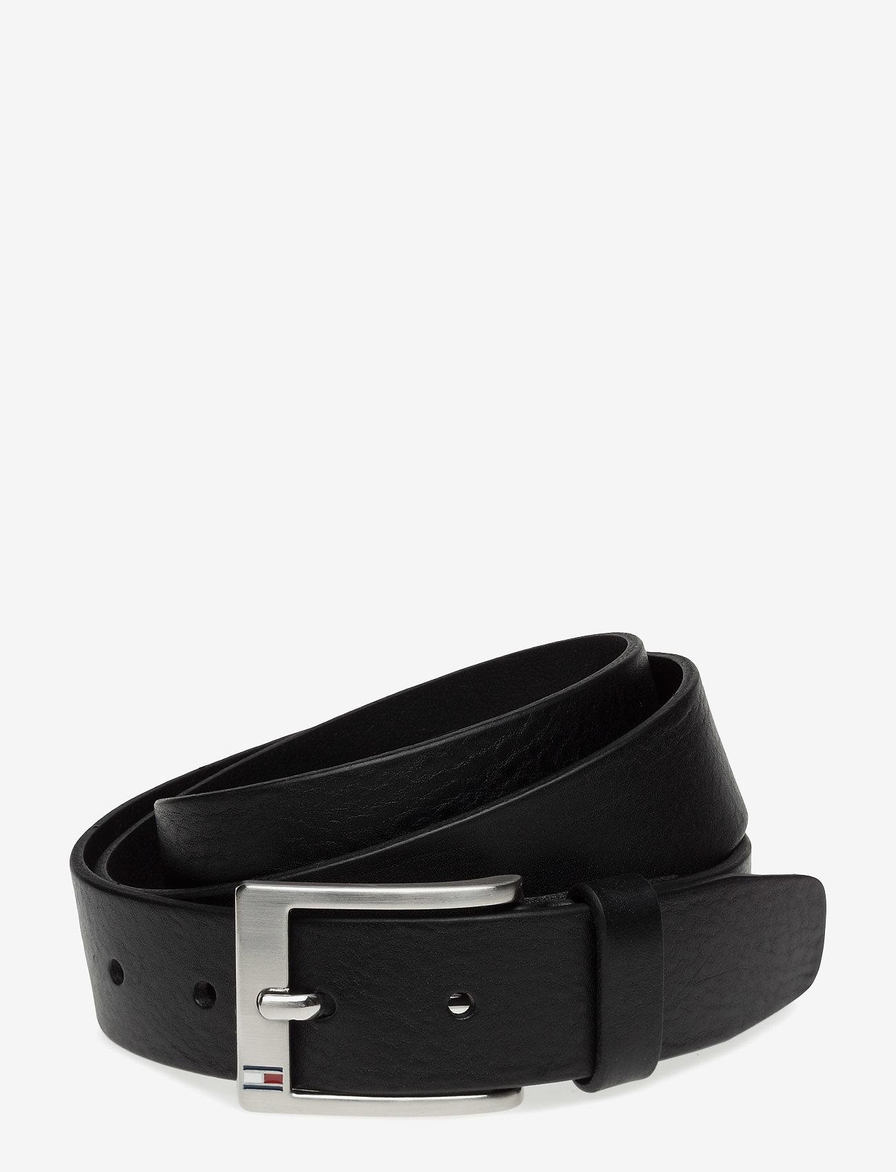 Tommy Hilfiger - NEW ALY BELT - belts - black - 0
