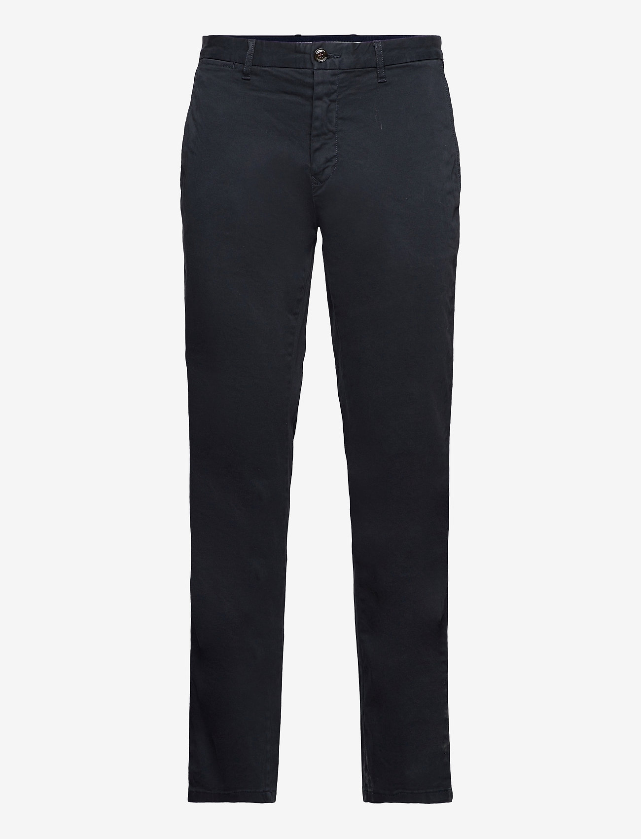 Tommy Hilfiger - CORE STRAIGHT CHINO GMD FLEX - chino's - sky captain - 0