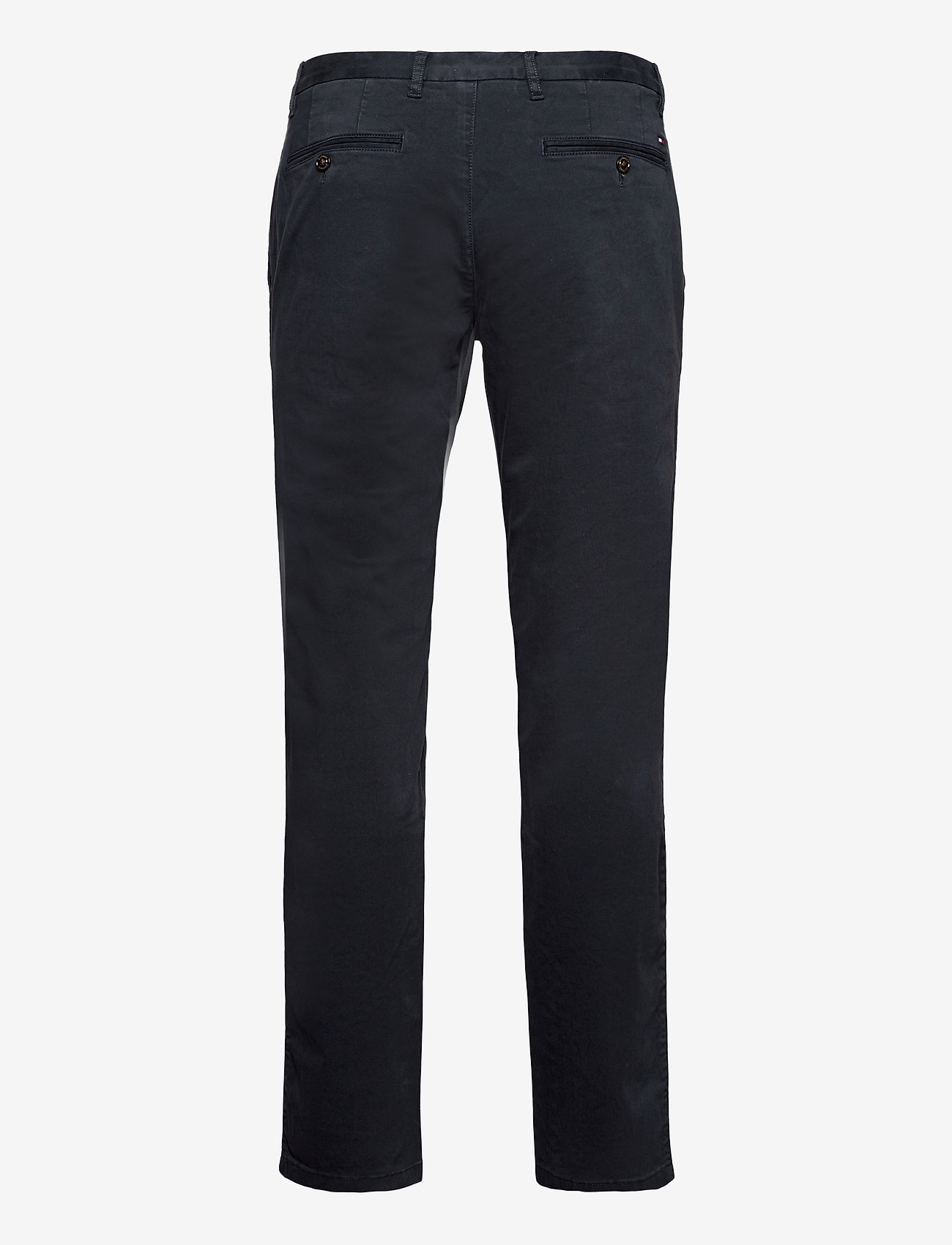Tommy Hilfiger - CORE STRAIGHT CHINO GMD FLEX - chino's - sky captain - 1