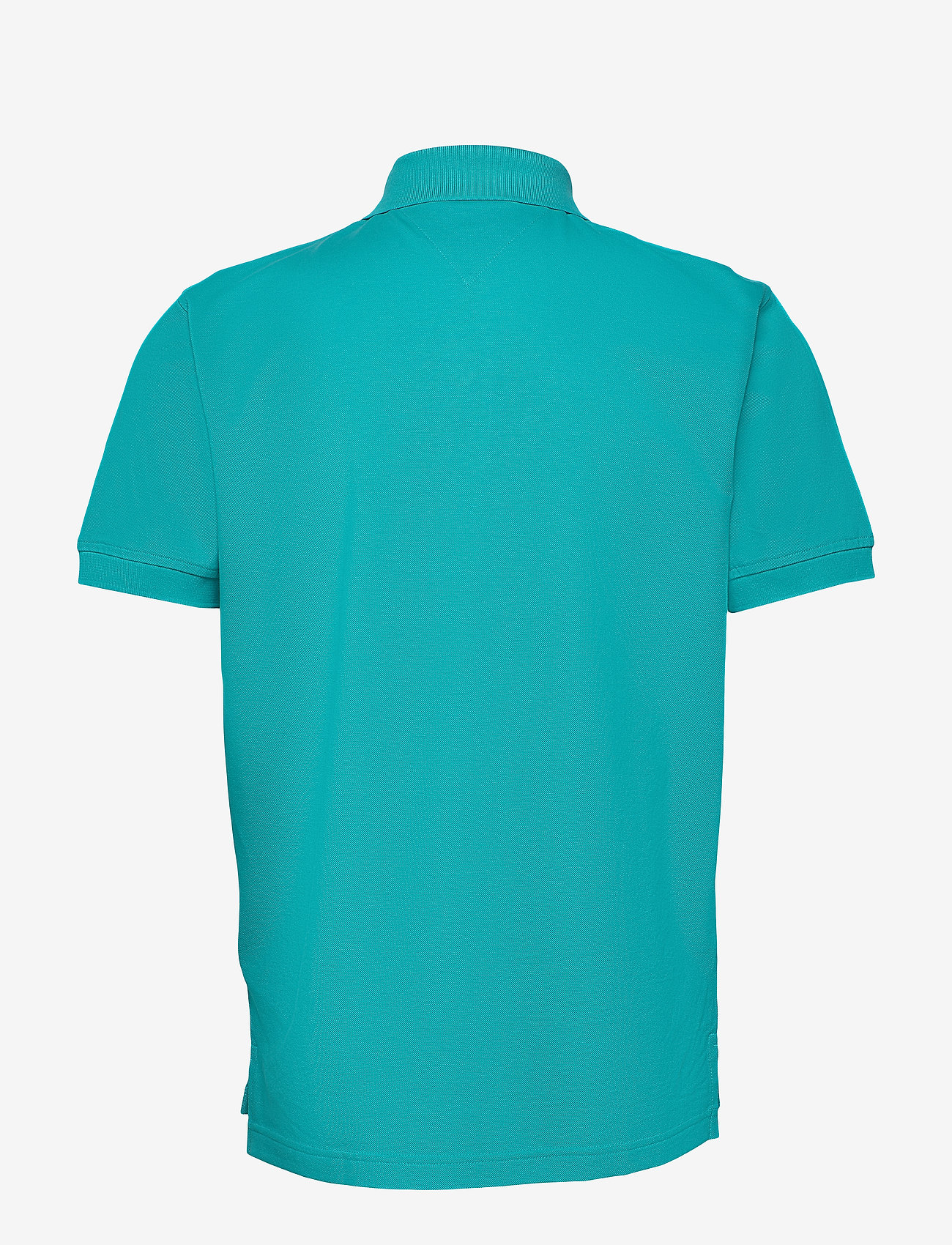 Tommy Hilfiger - TOMMY REGULAR POLO - short-sleeved polos - aquatic teal