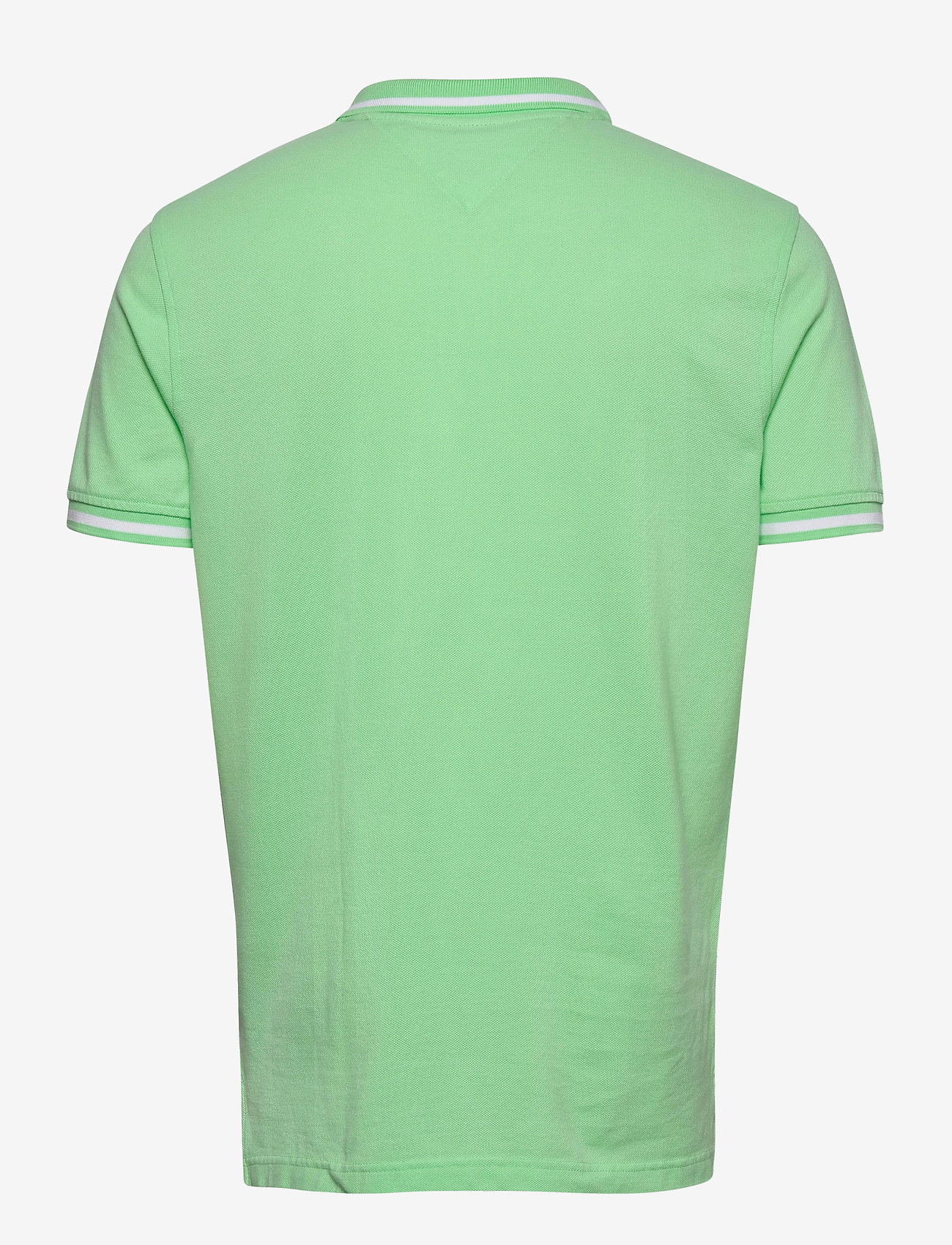 Tommy Hilfiger - BASIC TIPPED REGULAR - polos à manches courtes - neo mint - 1