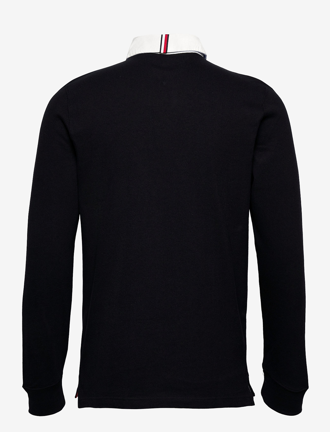 Tommy Hilfiger - ICONIC RUGBY - long-sleeved polos - desert sky - 1