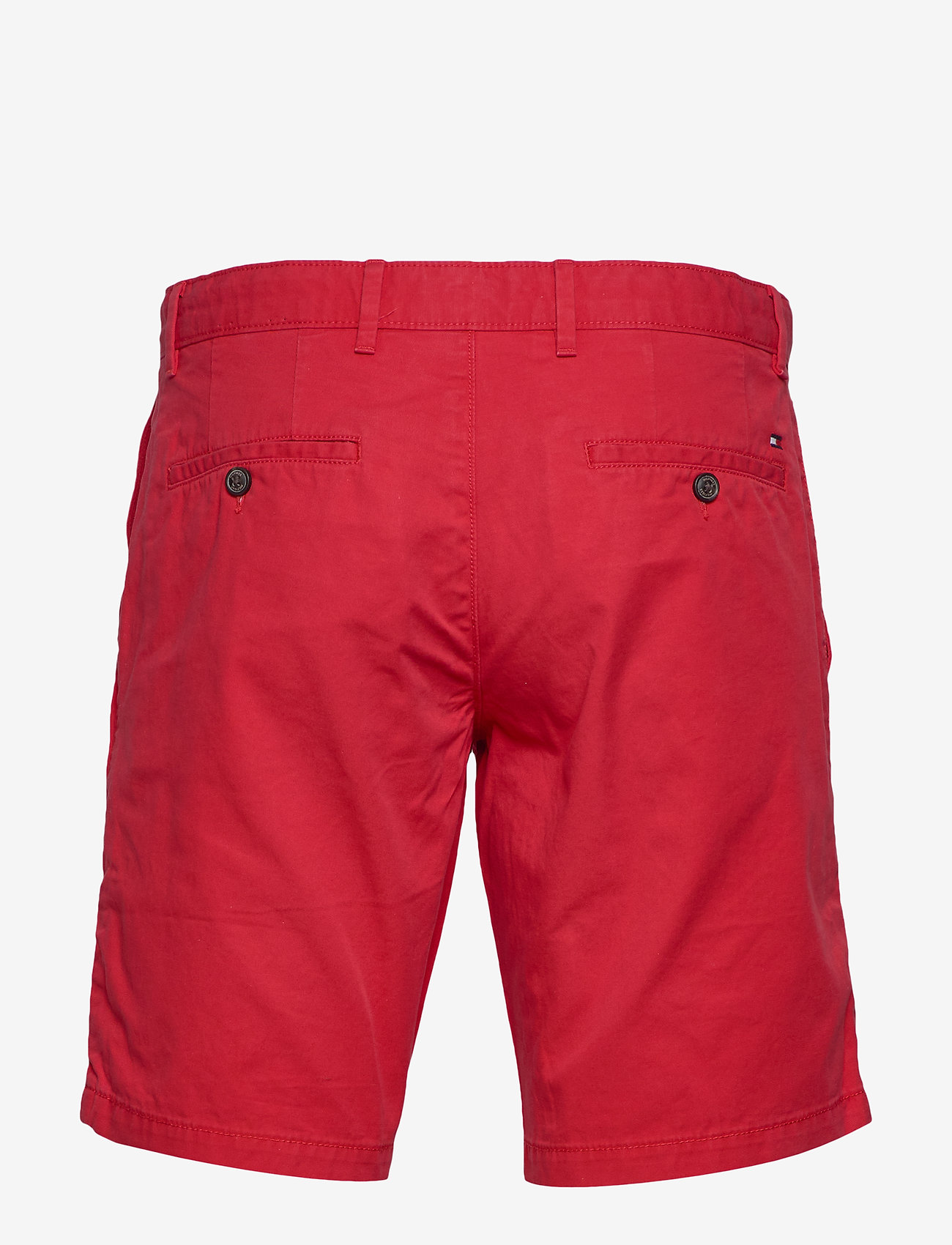 Tommy Hilfiger - BROOKLYN SHORT LIGHT TWILL - chinos shorts - primary red - 1
