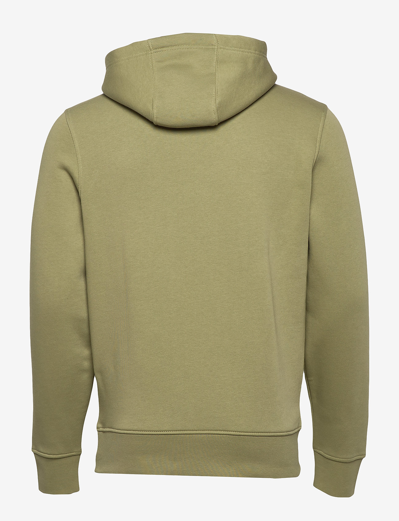 Tommy Hilfiger - TOMMY FLAG HILFIGER HOODY - hoodies - faded olive - 1