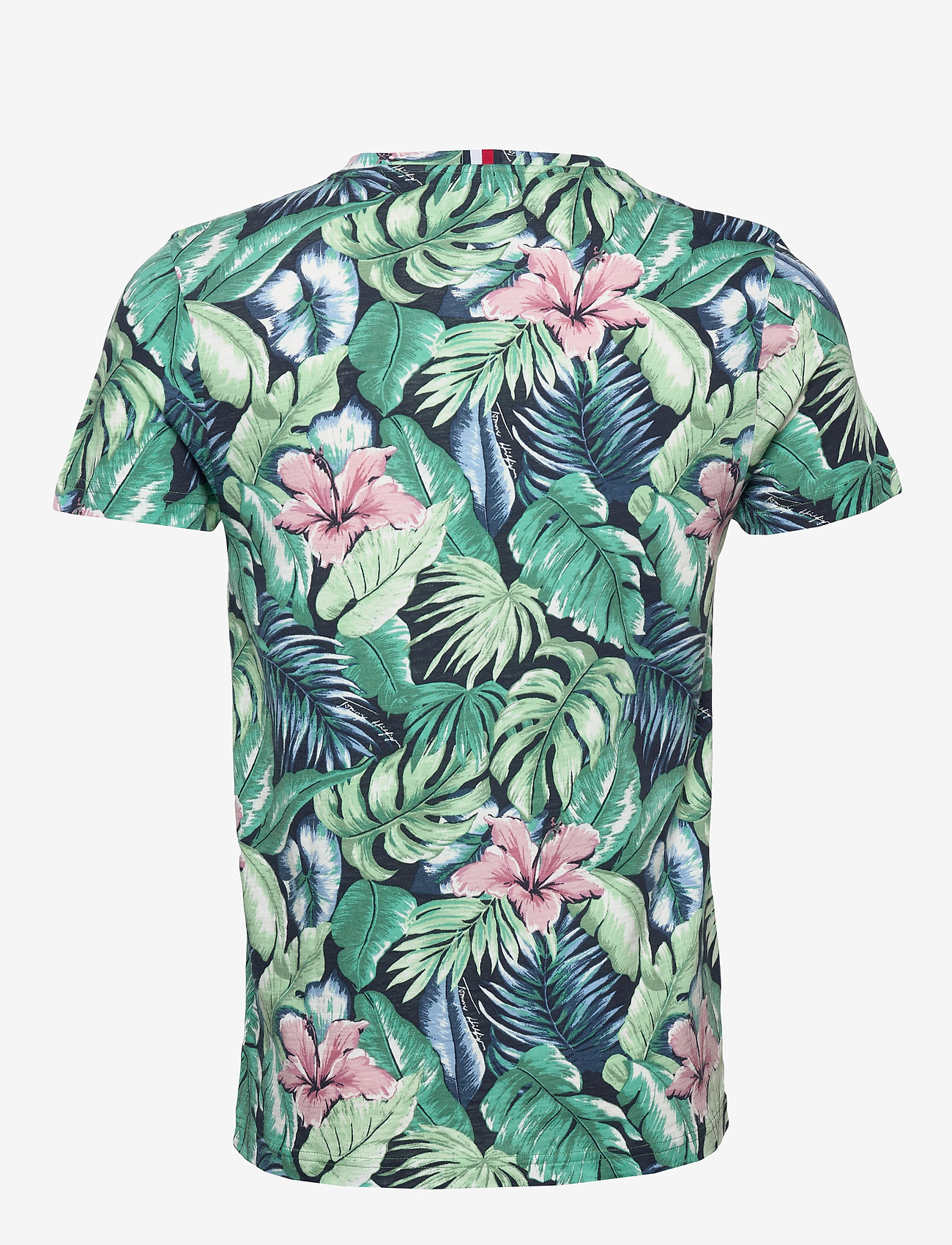 Tommy Hilfigerall Over Flower Print Tee - T-shirts