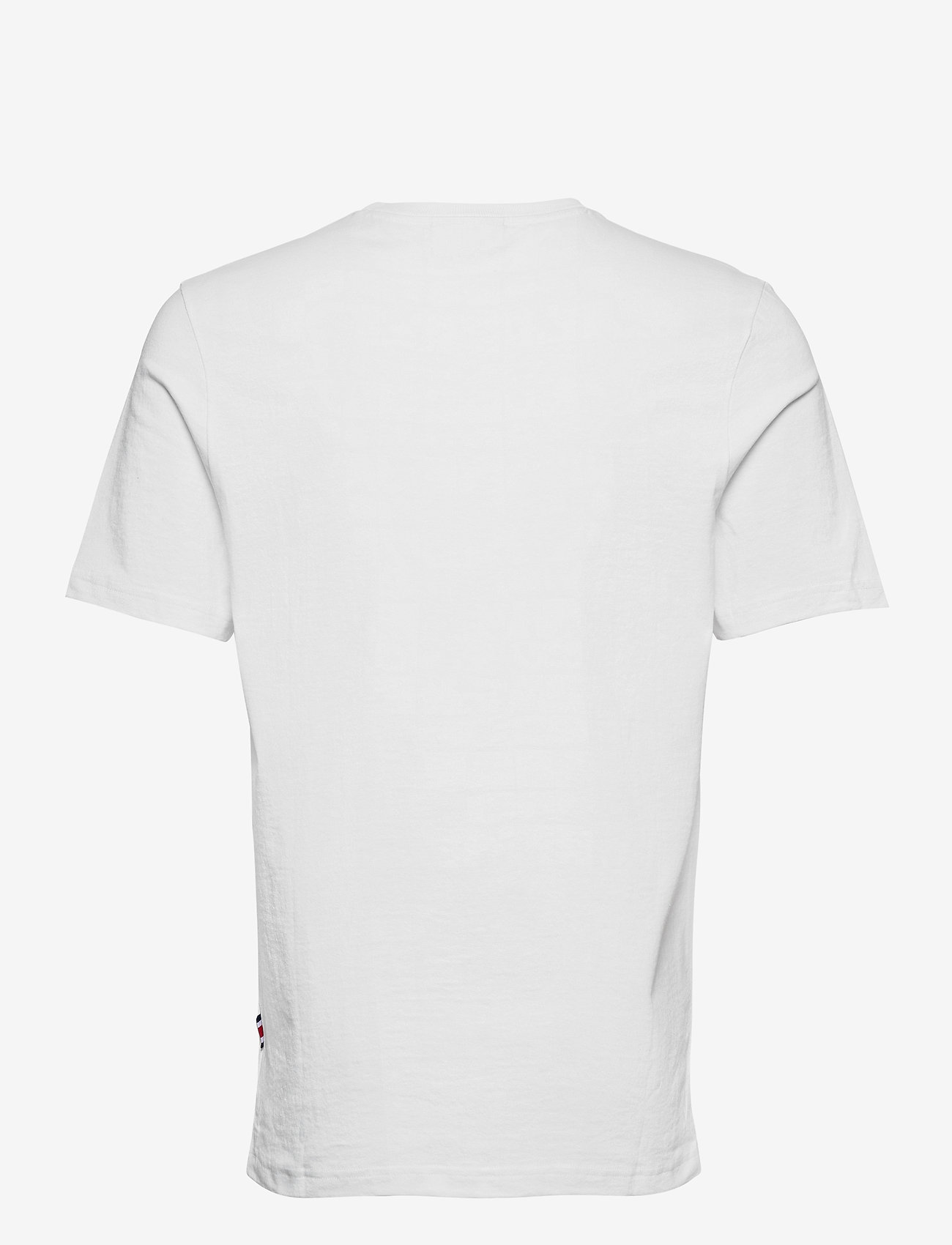 Tommy Hilfiger - LH CLASSIC LOGO TEE - short-sleeved t-shirts - white - 1