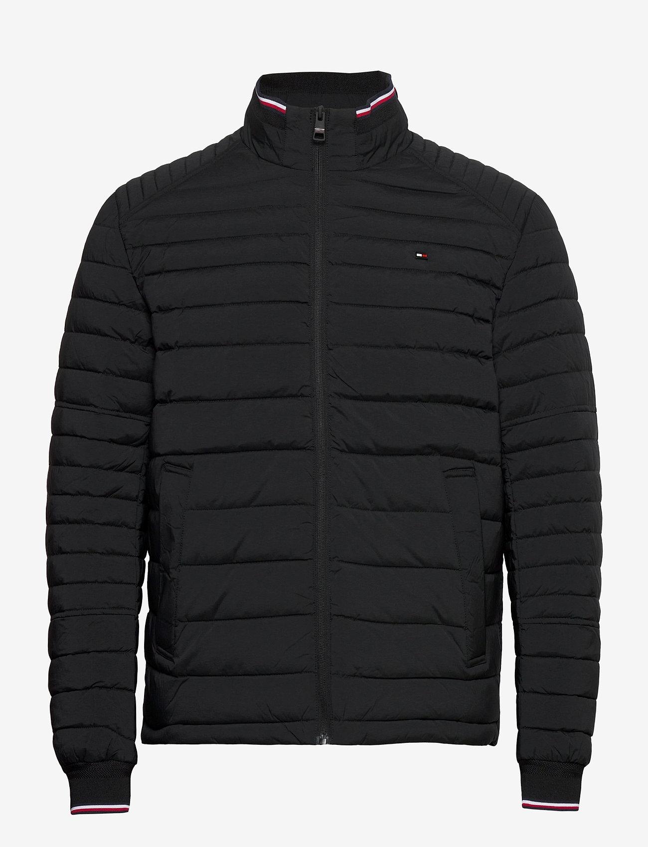Tommy Hilfiger Mens Stretch Quilted Vest Jacket
