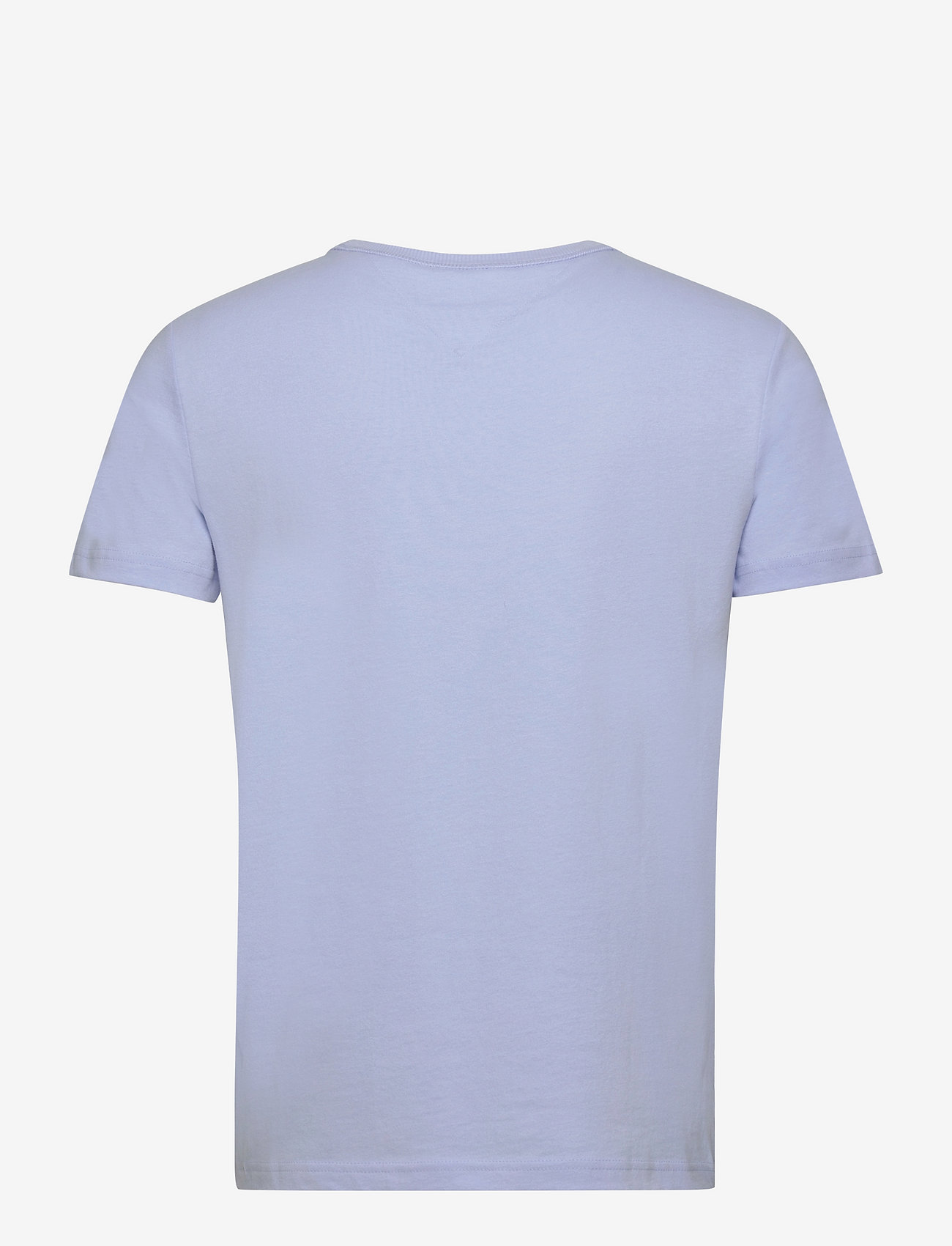Tommy Hilfiger - RECYCLED COTTON TEE - t-shirts basiques - sweet blue - 1