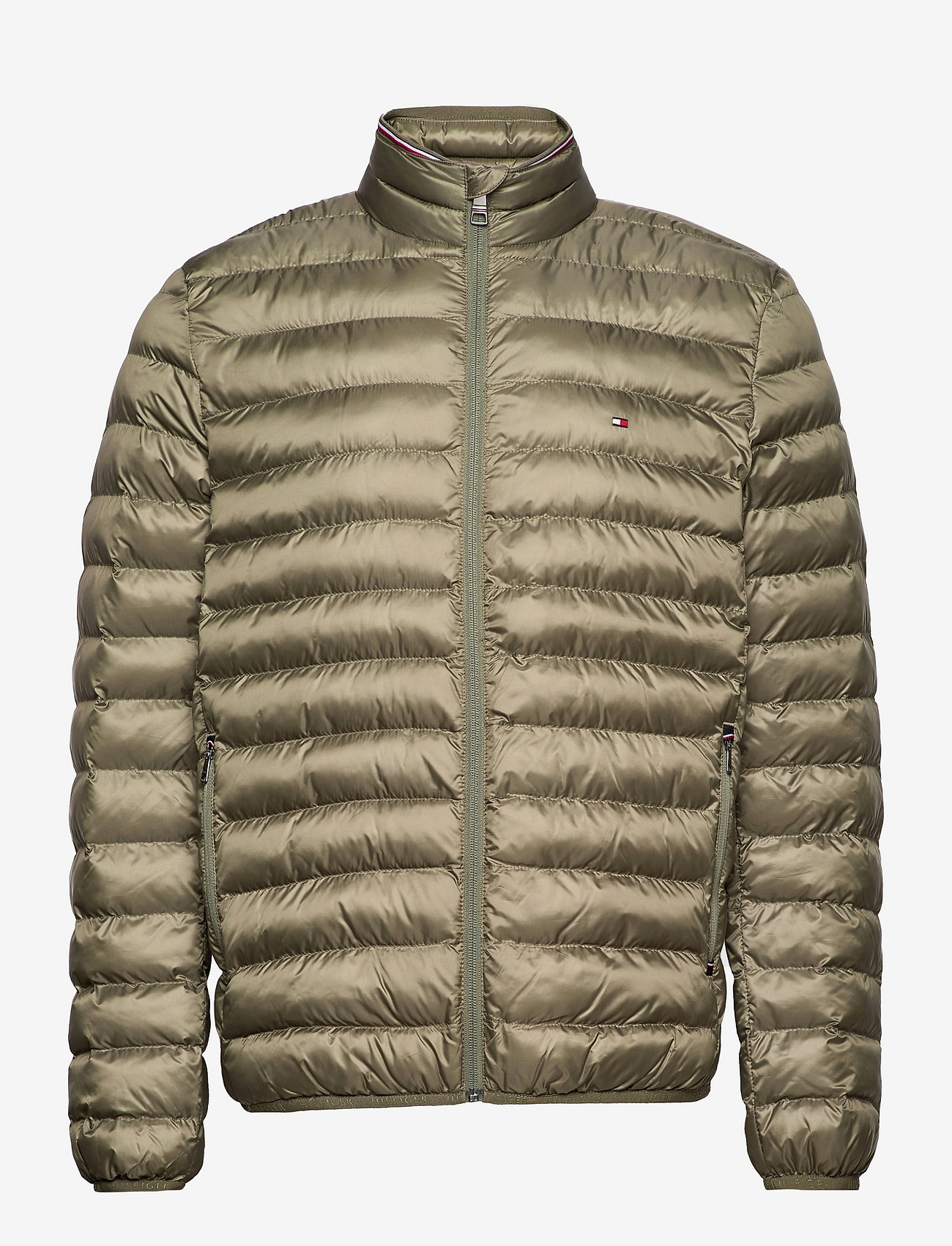 Tommy Hilfiger - PACKABLE CIRCULAR JACKET - padded jackets - rocky mountain - 0