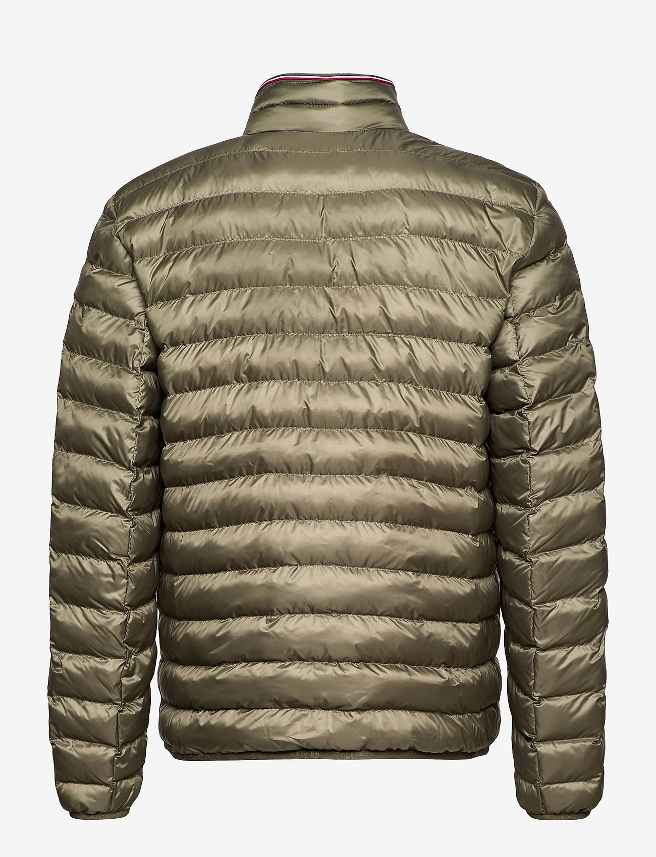 Tommy Hilfiger - PACKABLE CIRCULAR JACKET - padded jackets - rocky mountain - 1