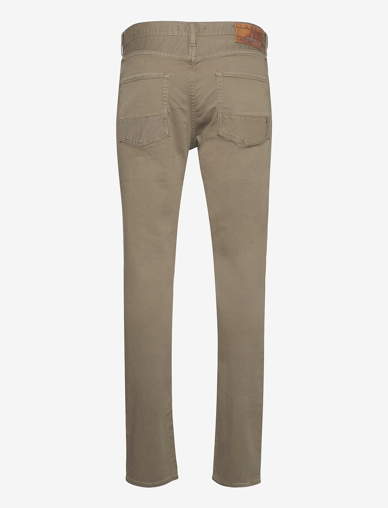 Tommy Hilfiger - STRAIGHT DENTON STR COLOUR - slim jeans - faded military - 1