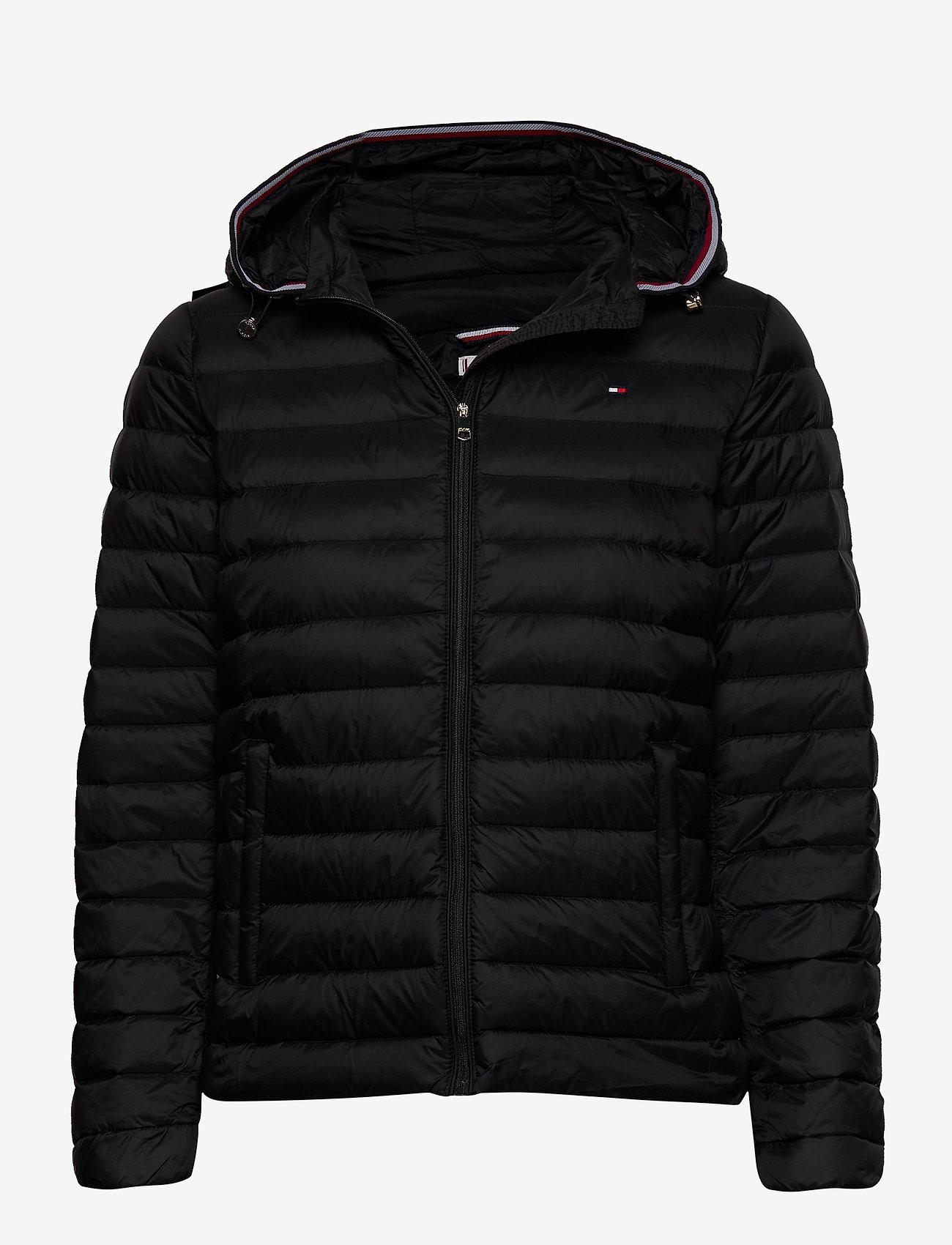 Tommy Hilfiger - TH ESSENTIAL LW DWN - down- & padded jackets - black - 0