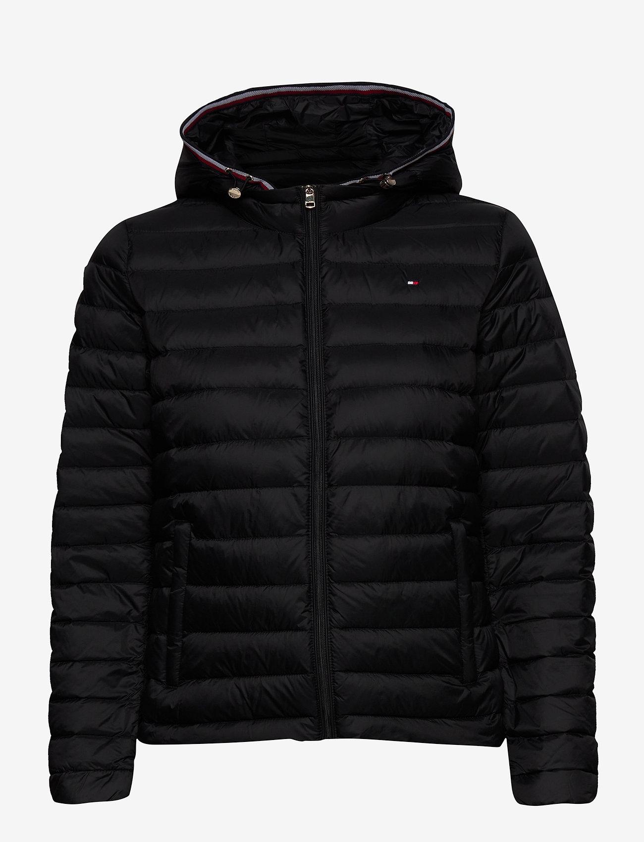 Tommy Hilfiger - TH ESSENTIAL LW DWN - down- & padded jackets - black - 1