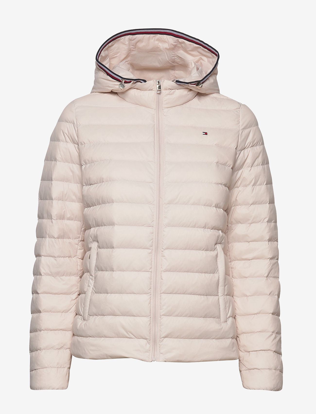 Tommy Hilfiger - TH ESSENTIAL LW DWN - down- & padded jackets - vintage white - 1