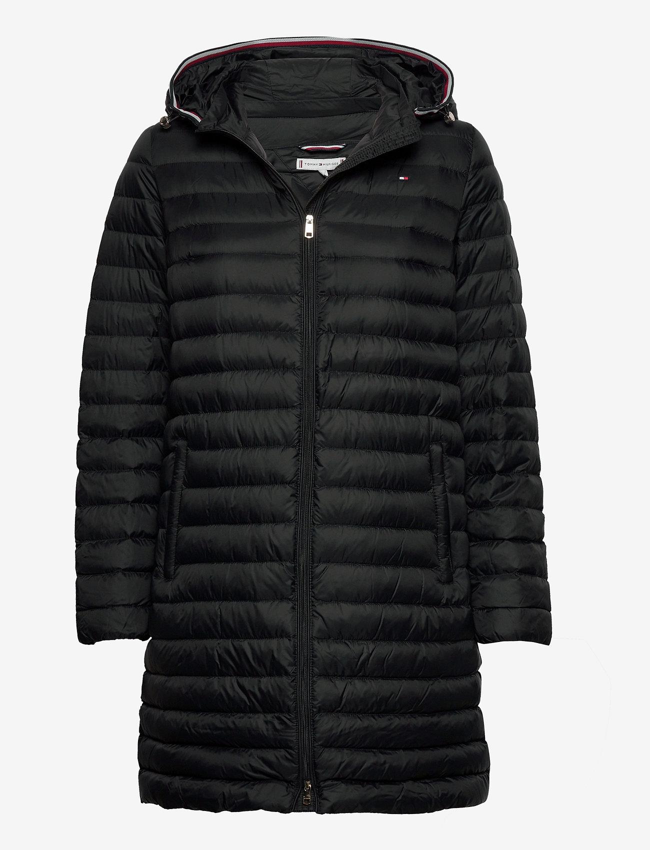 Tommy Hilfiger - BELLA LW DOWN PACKAB - padded coats - black - 0