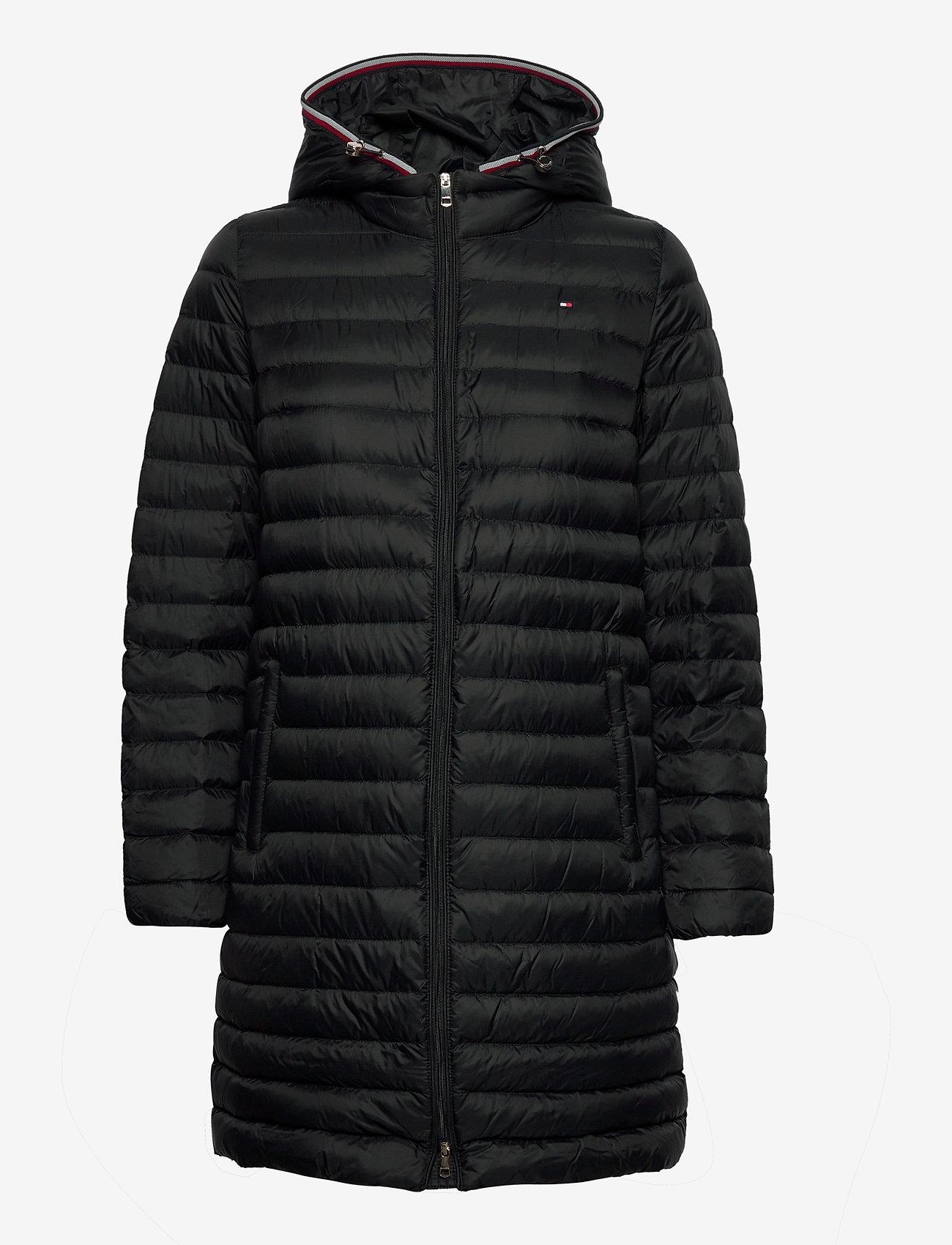 Tommy Hilfiger - BELLA LW DOWN PACKAB - padded coats - black - 1