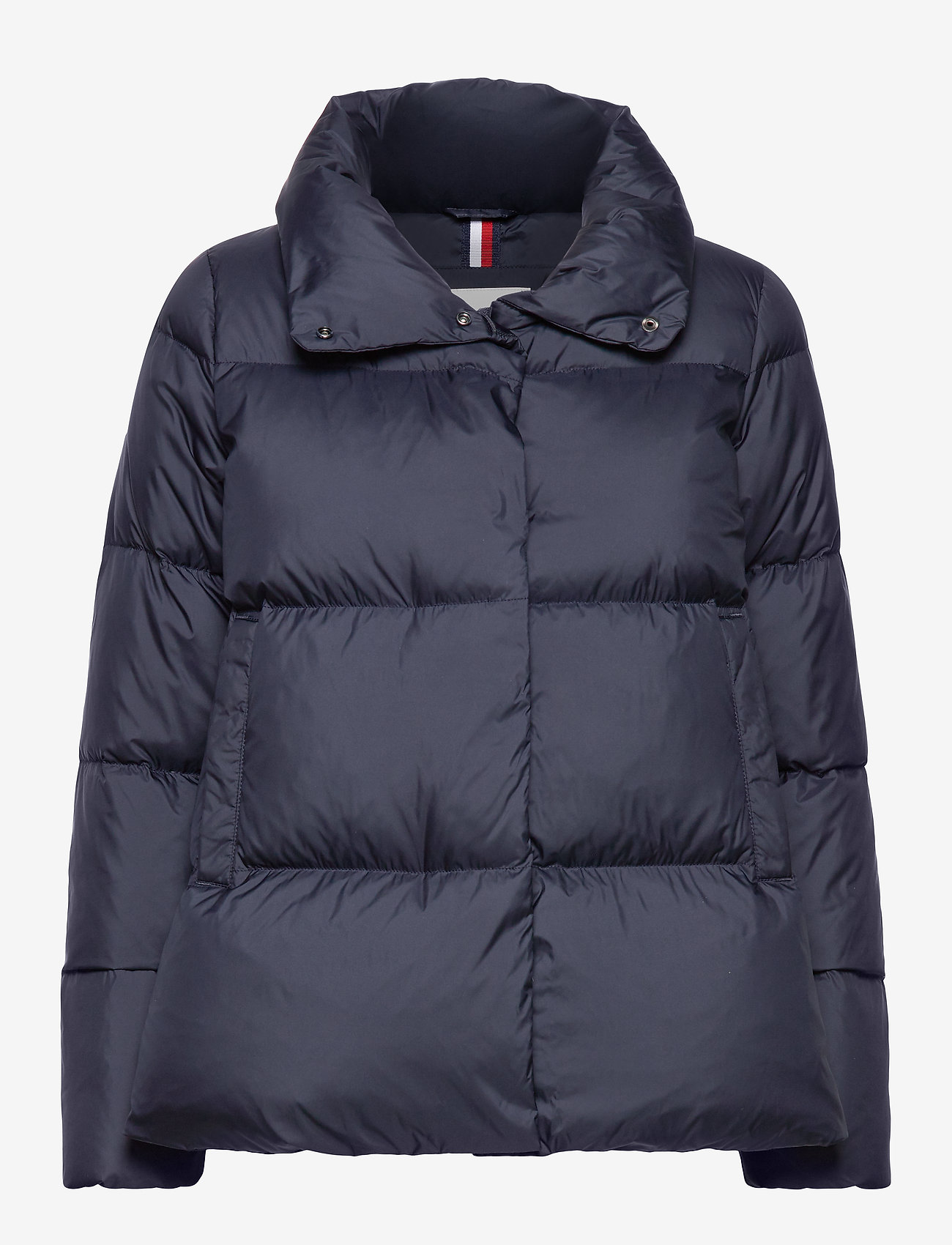 Tommy Hilfiger - PEARL DOWN JKT - padded jackets - sky captain - 0