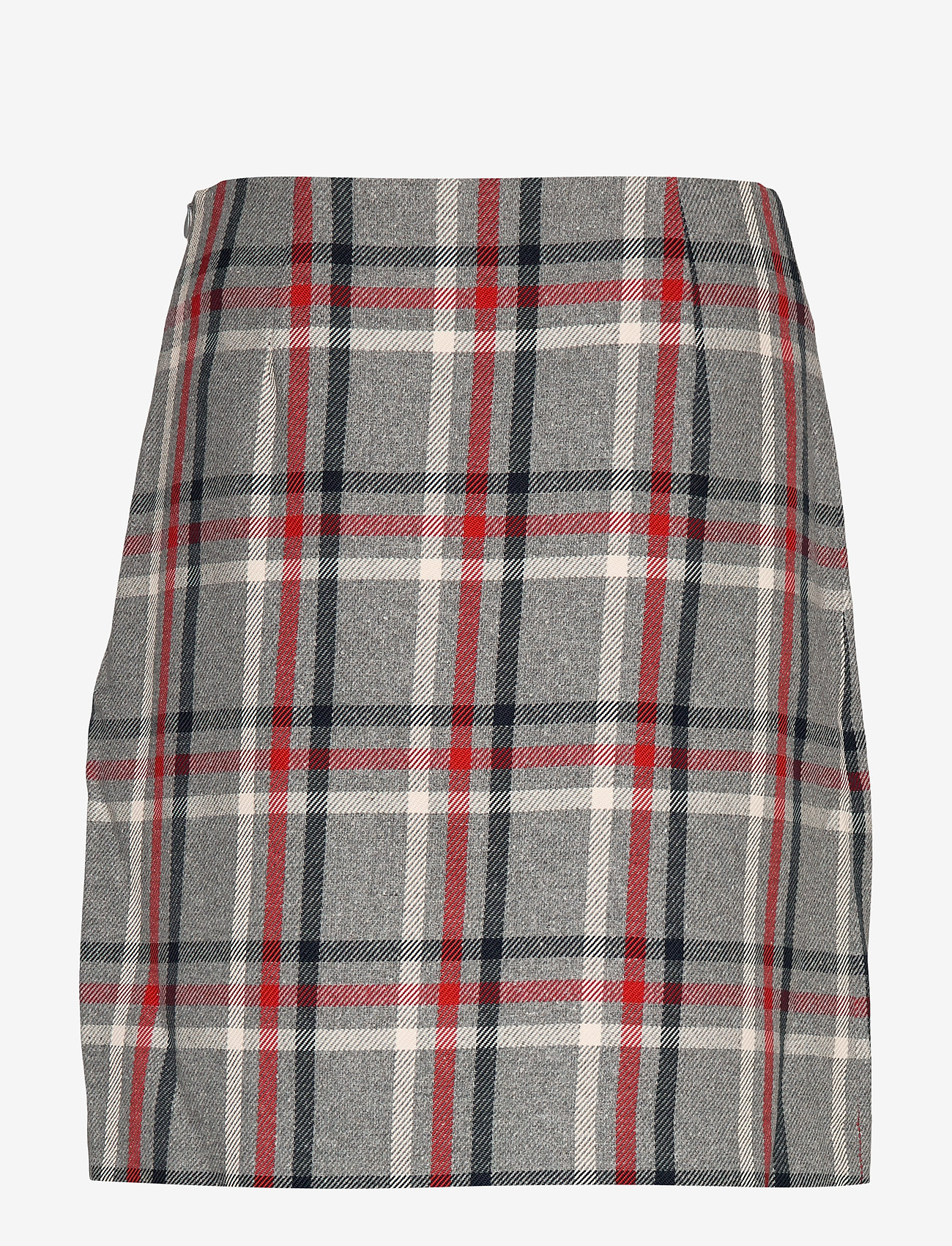 Tommy Hilfiger - JADE MINI SKIRT - jupes crayon - global check - 1