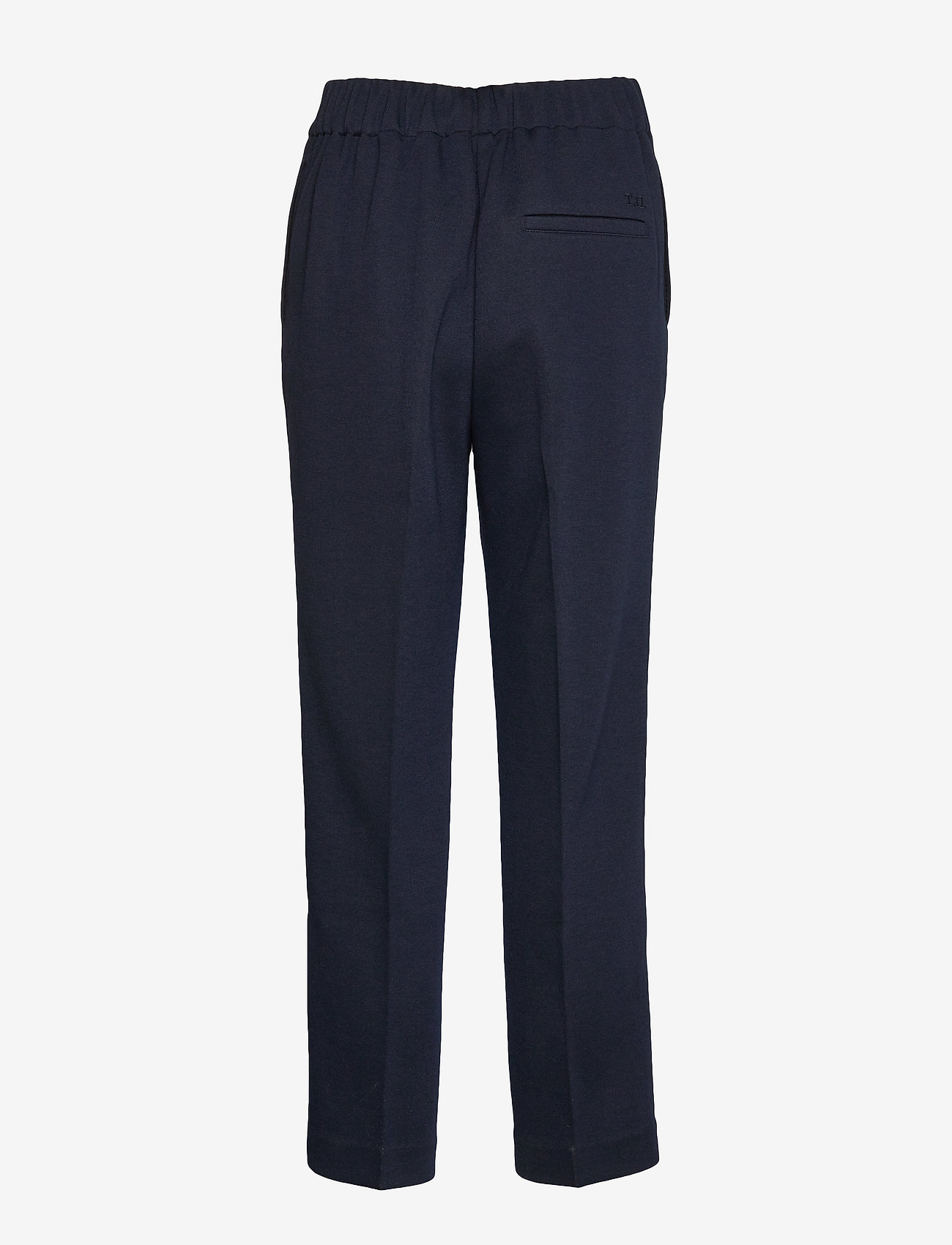 Tommy Hilfiger - TH ESSENTIAL JERSEY PANT - straight leg trousers - desert sky - 1
