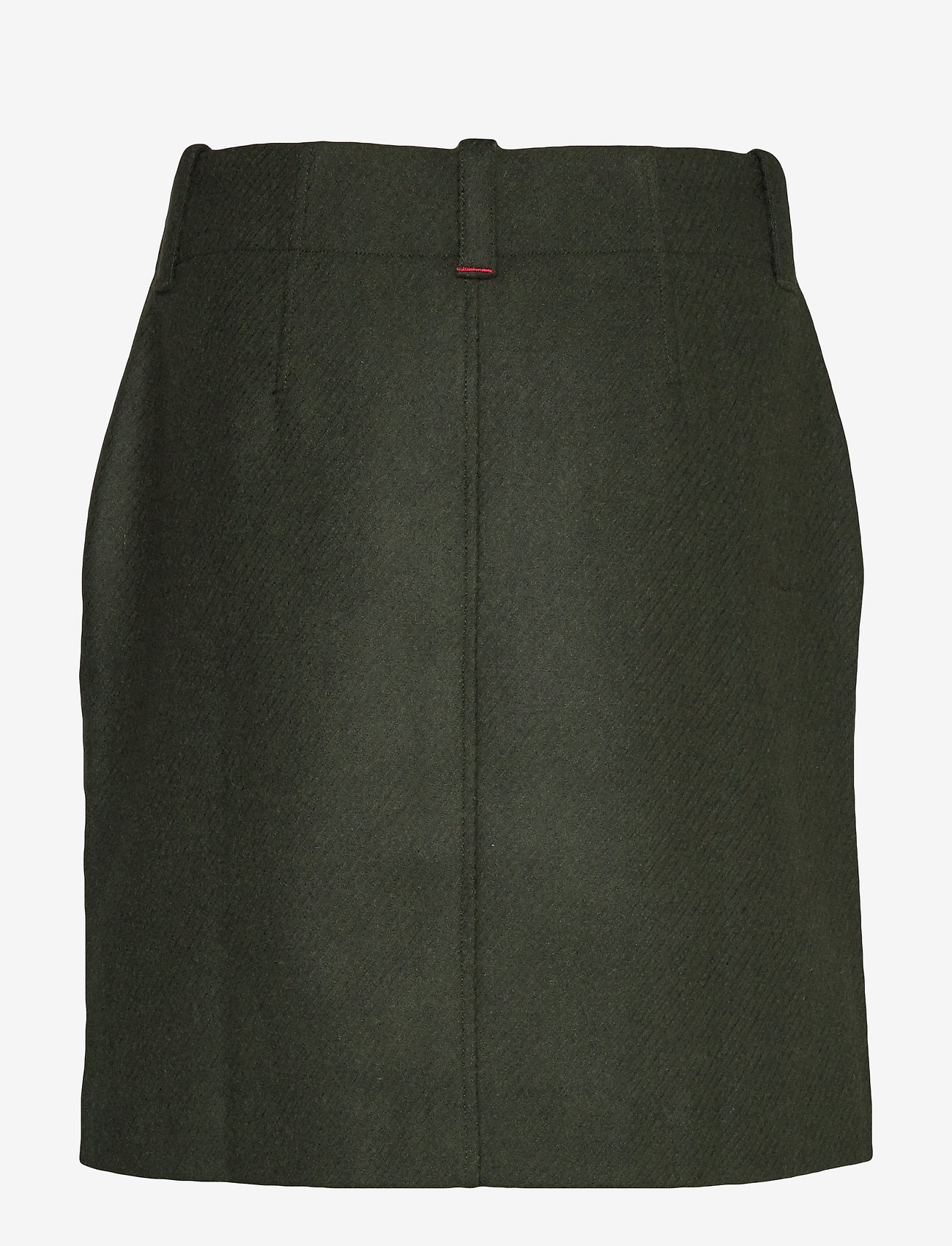 Tommy Hilfiger - LUITGARD MINI SKIRT - jupes courtes - camo green - 1