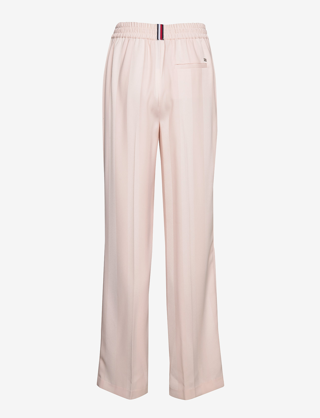 Tommy Hilfiger - FIFI PANT - wide leg trousers - pale pink - 1