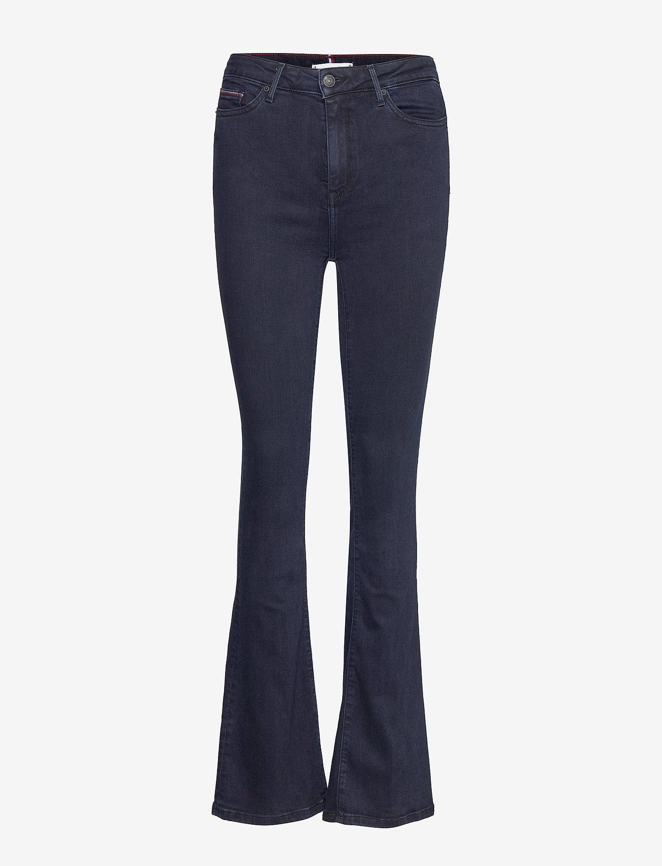 Tommy Hilfiger - VEGAS BOOTCUT HW DEV - flared jeans - devi - 0