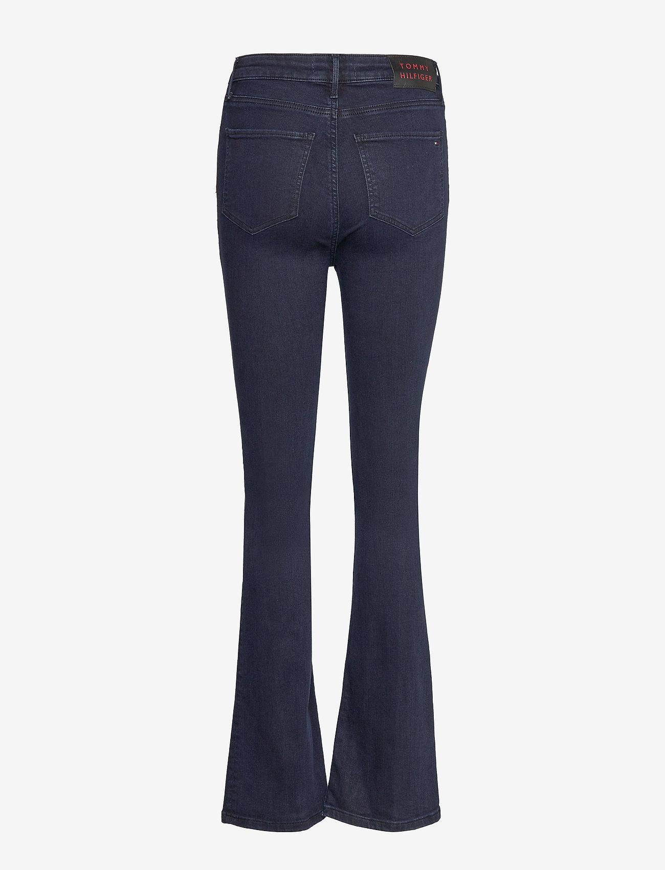 Tommy Hilfiger - VEGAS BOOTCUT HW DEV - flared jeans - devi - 1
