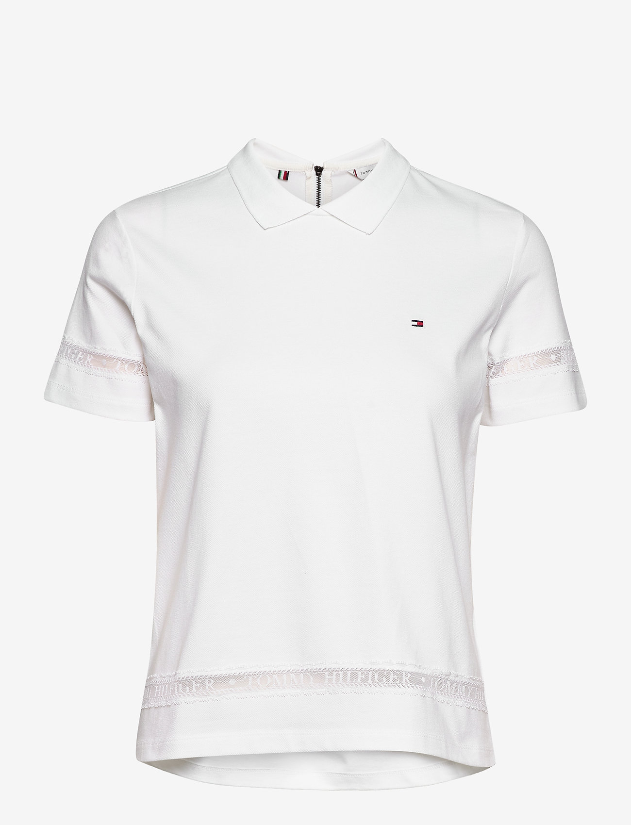 Tommy Hilfiger - TH COOL VERA RELAXED - polohemden - white - 0