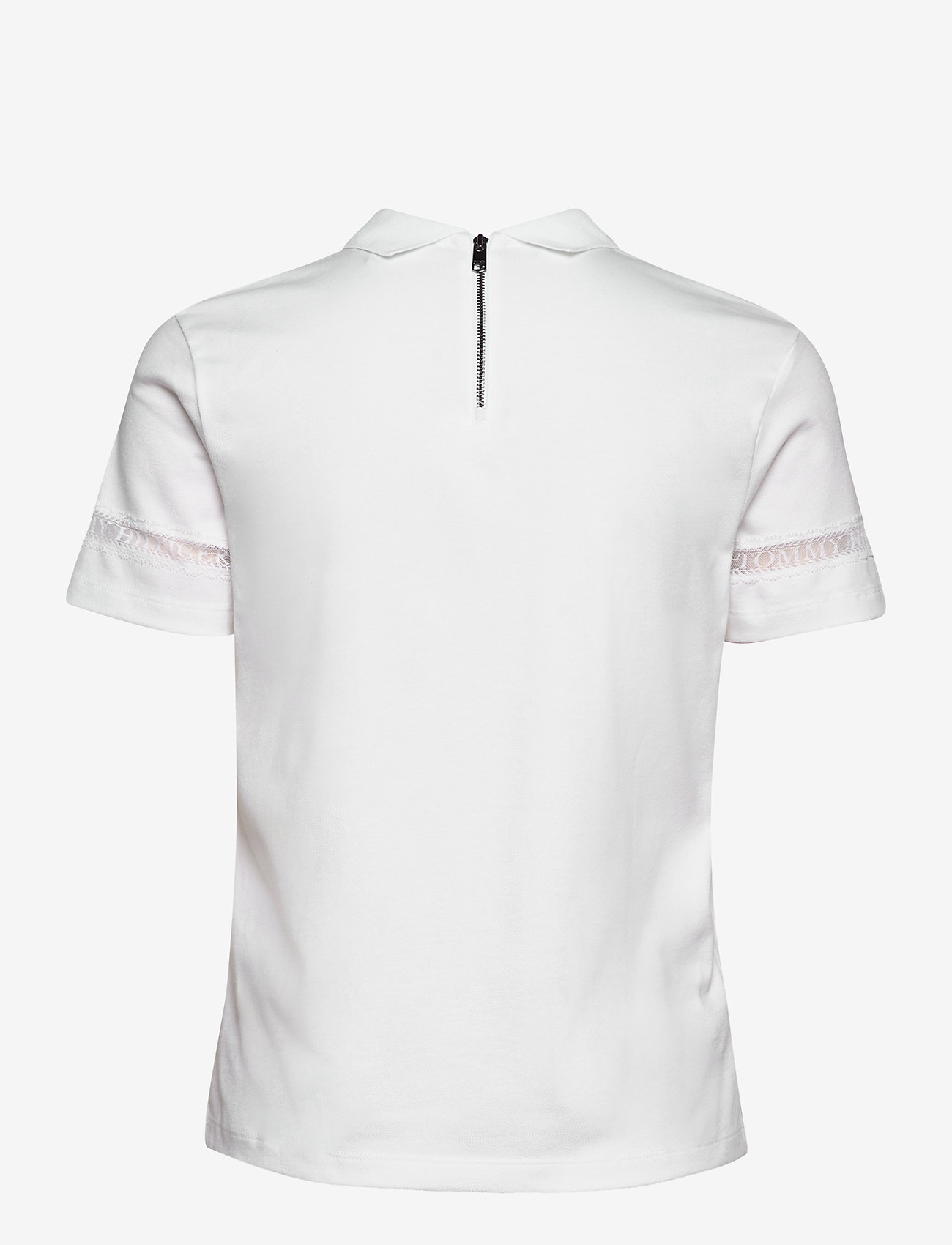 Tommy Hilfiger - TH COOL VERA RELAXED - polohemden - white - 1