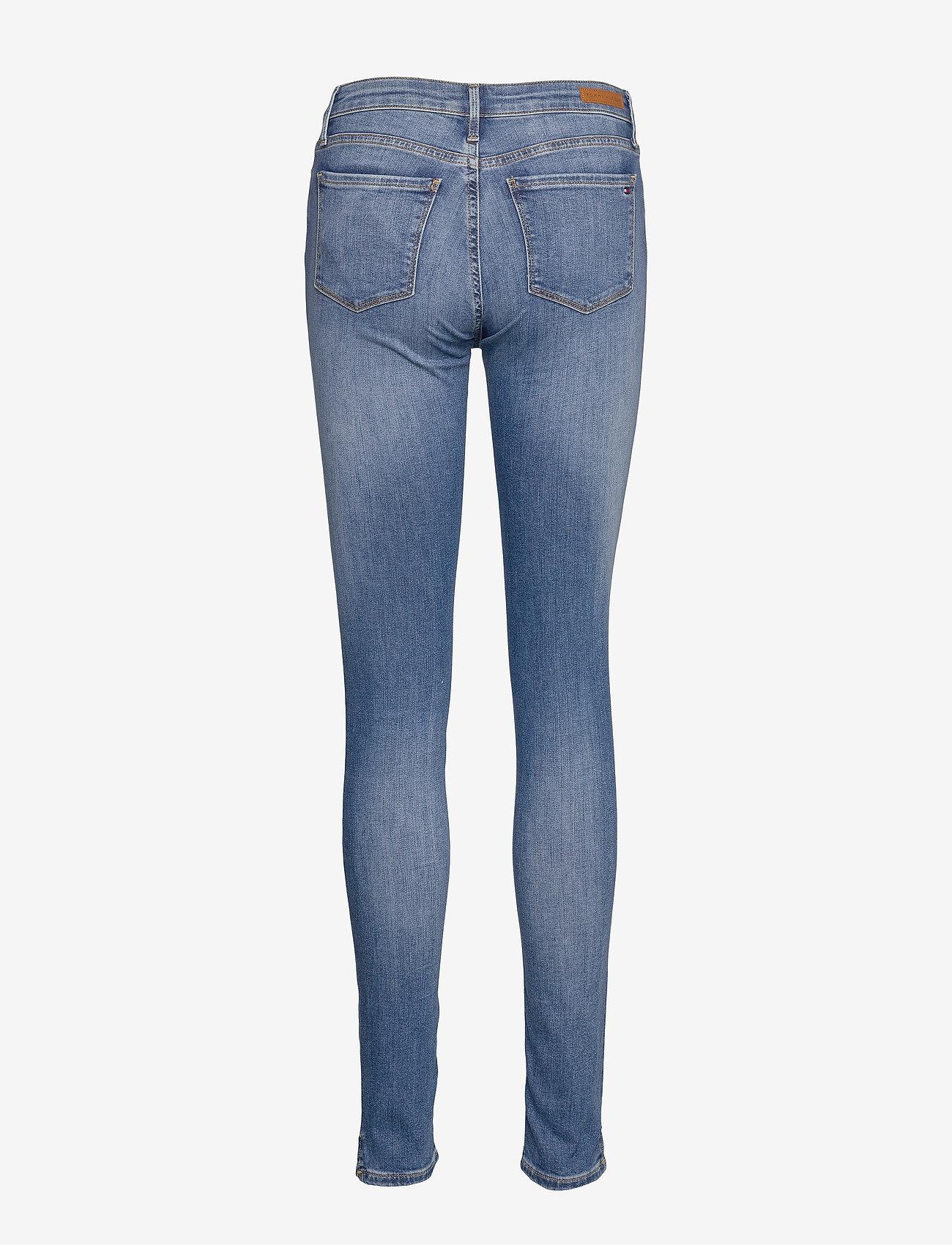Tommy Hilfiger - COMO SKINNY RW A IZZ - skinny jeans - izzy