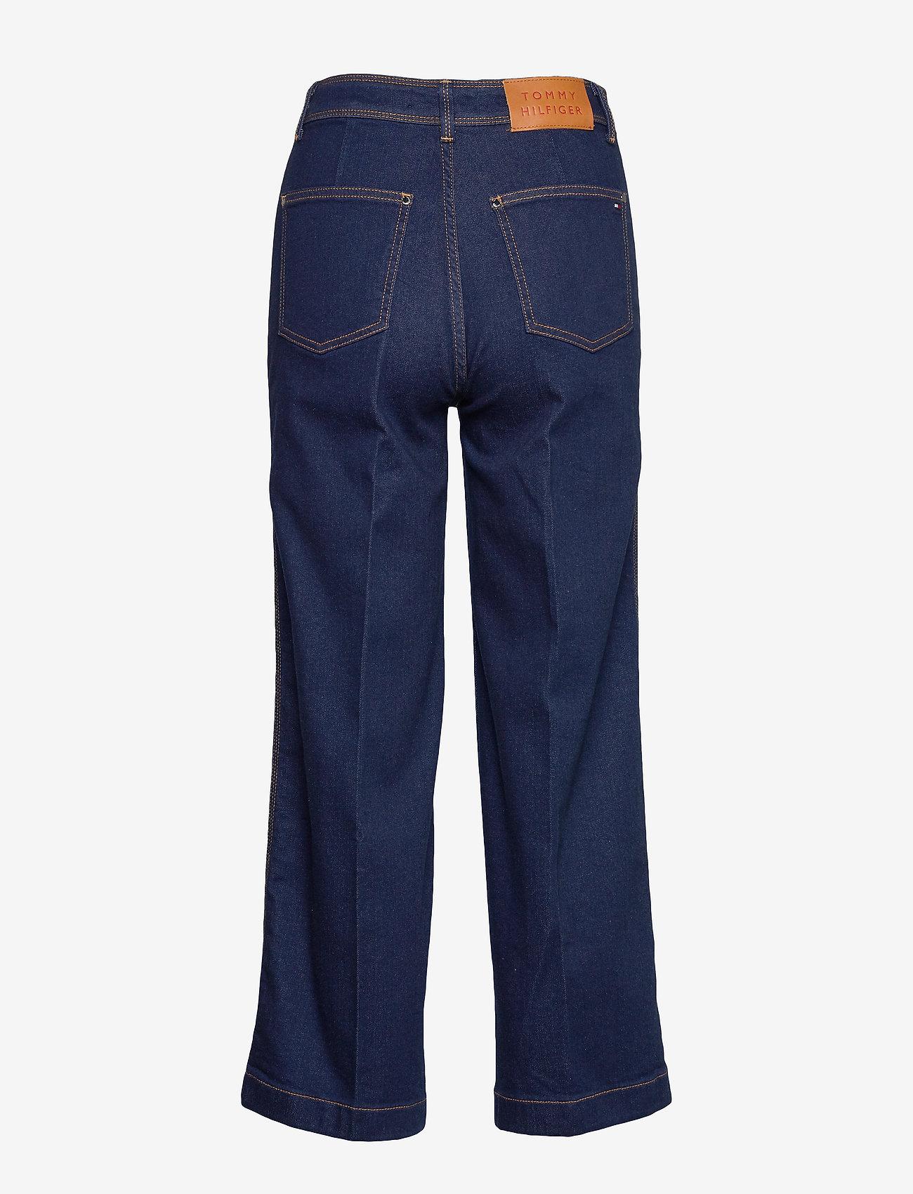 Tommy Hilfiger - BELL BOTTOM HW C UTA - boot cut jeans - uta - 1